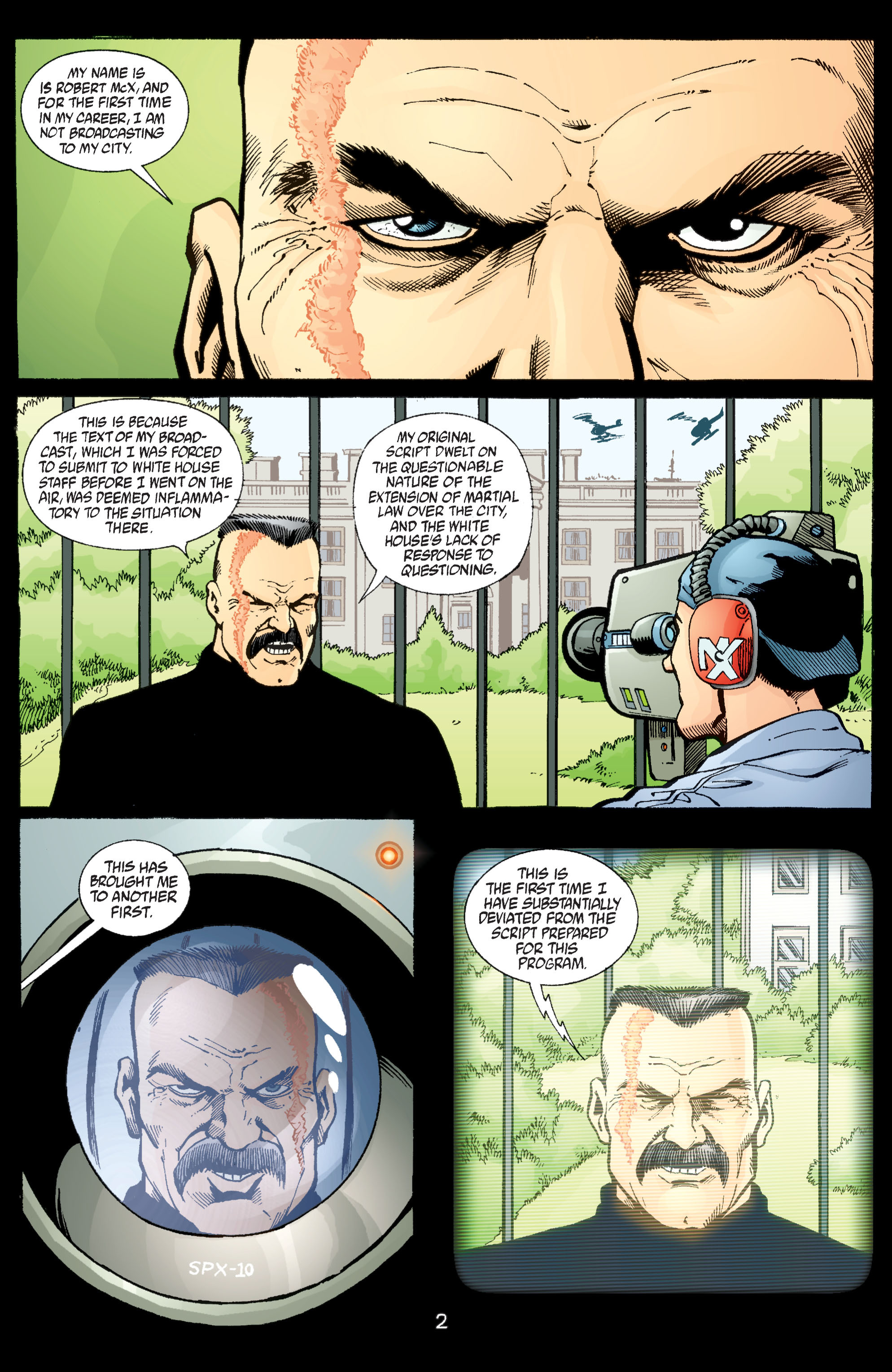 Read online Transmetropolitan comic -  Issue #58 - 3