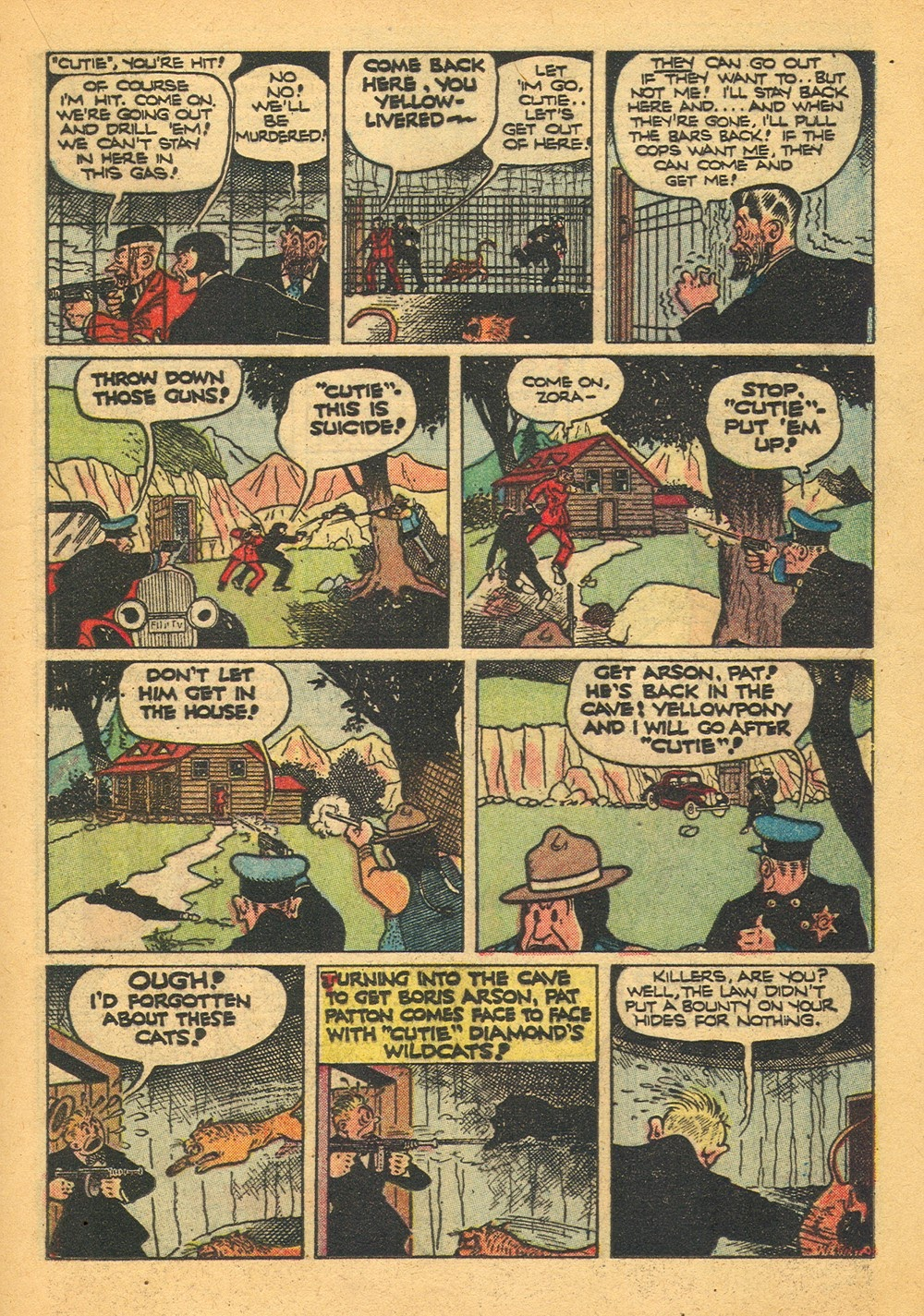 Dick Tracy Monthly issue 10 - Page 21