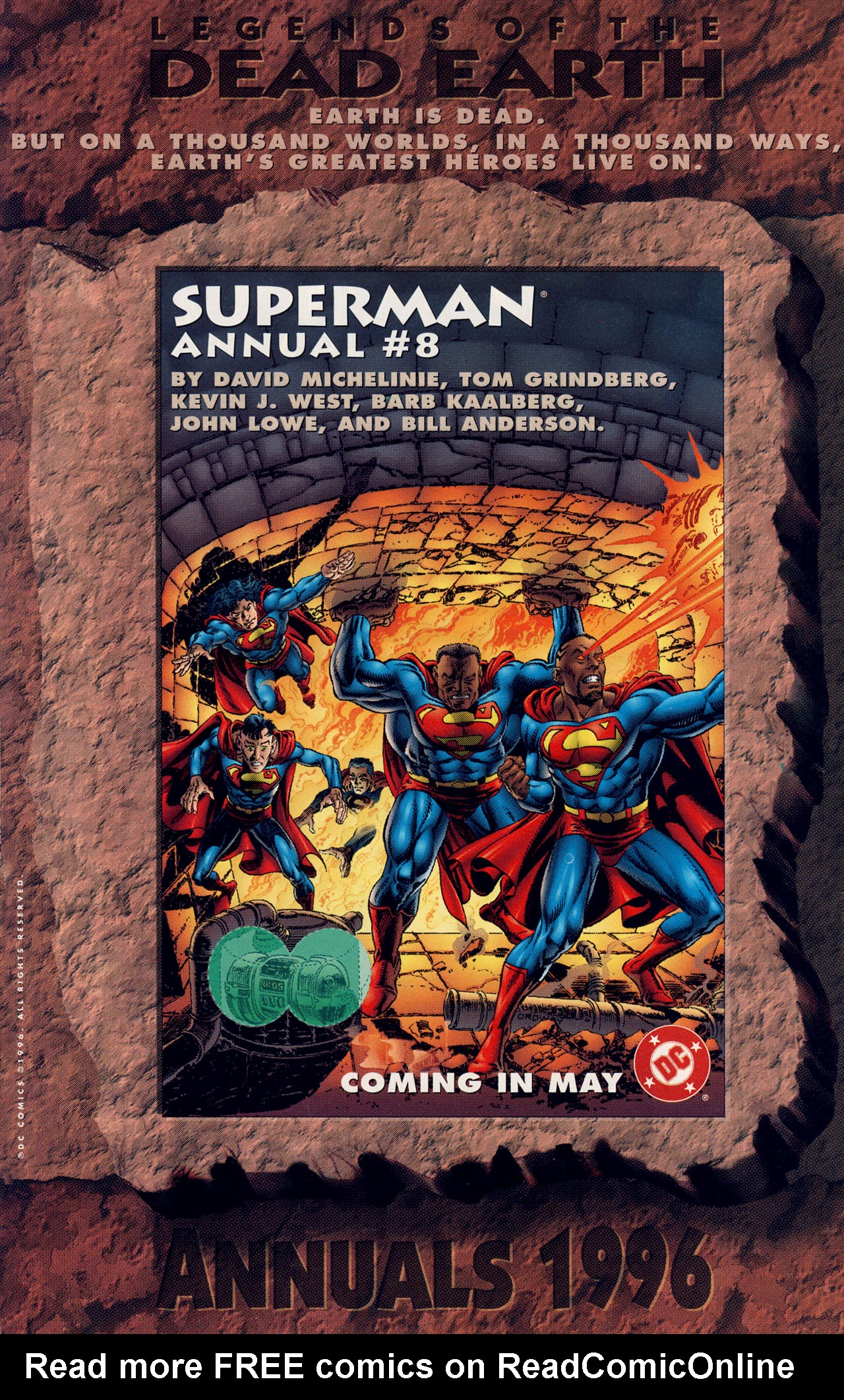 Read online Action Comics (1938) comic -  Issue #723 - 16