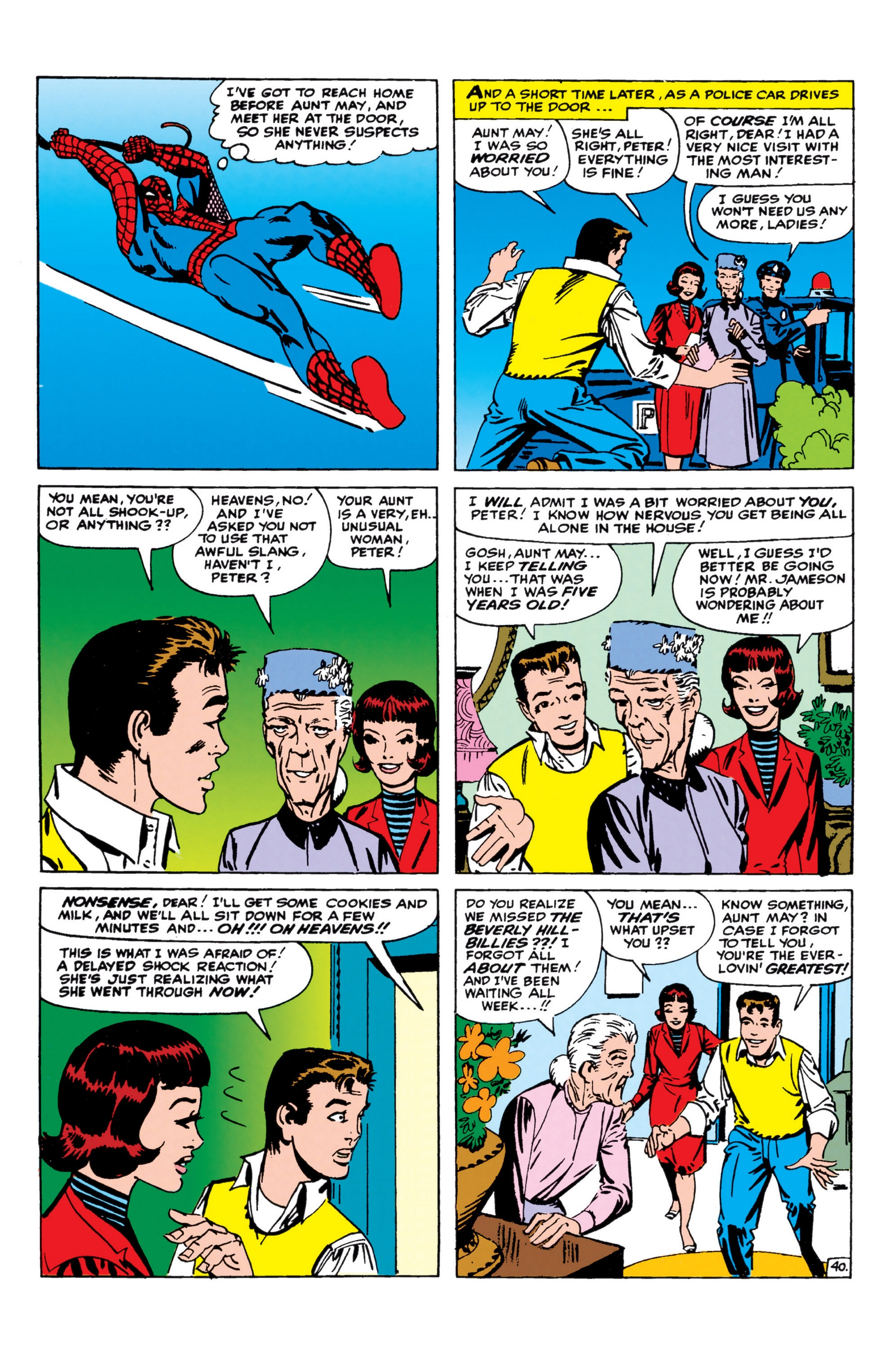 The Amazing Spider-Man (1963) _Annual_1 Page 40