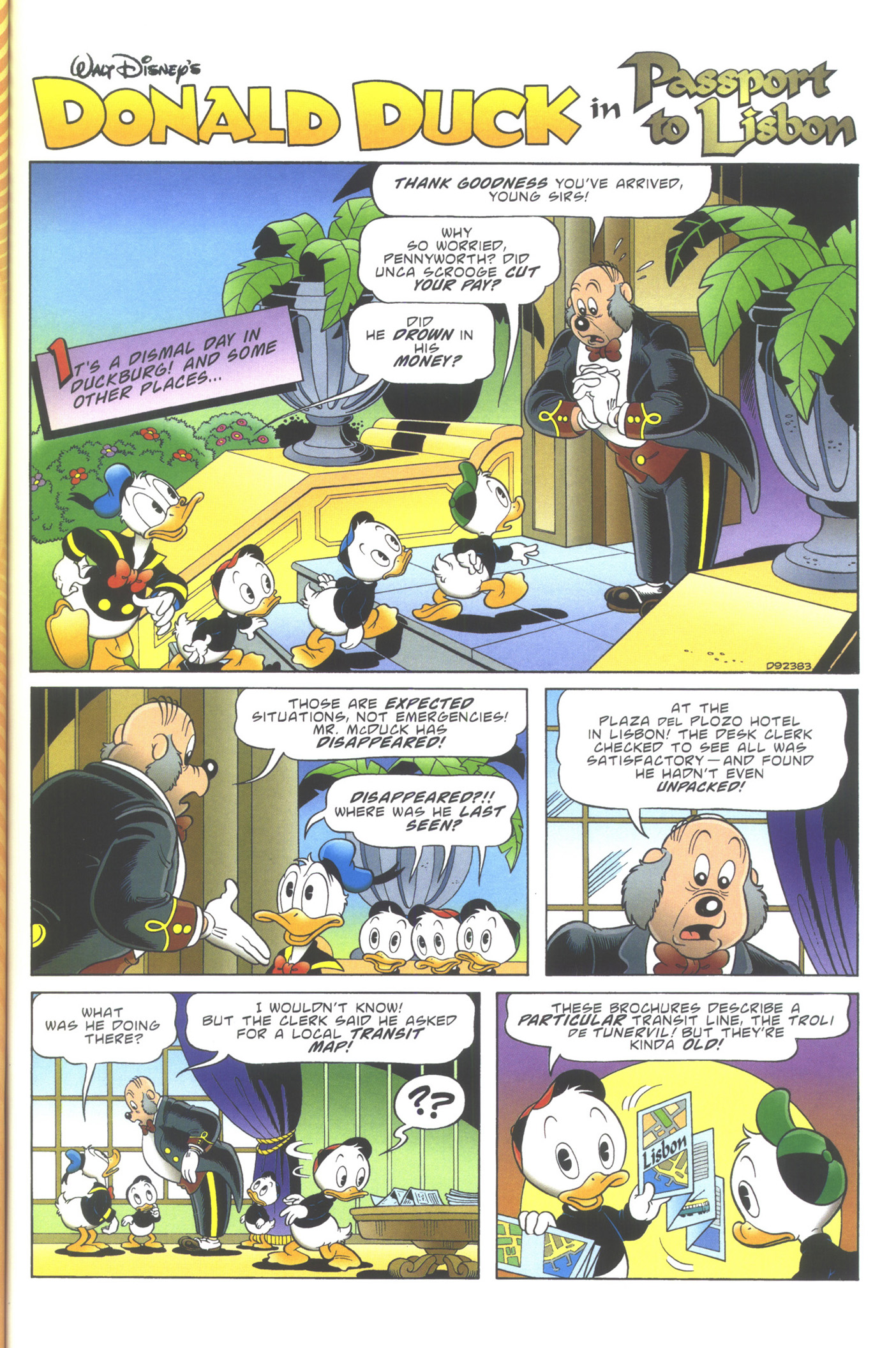 Read online Uncle Scrooge (1953) comic -  Issue #354 - 41
