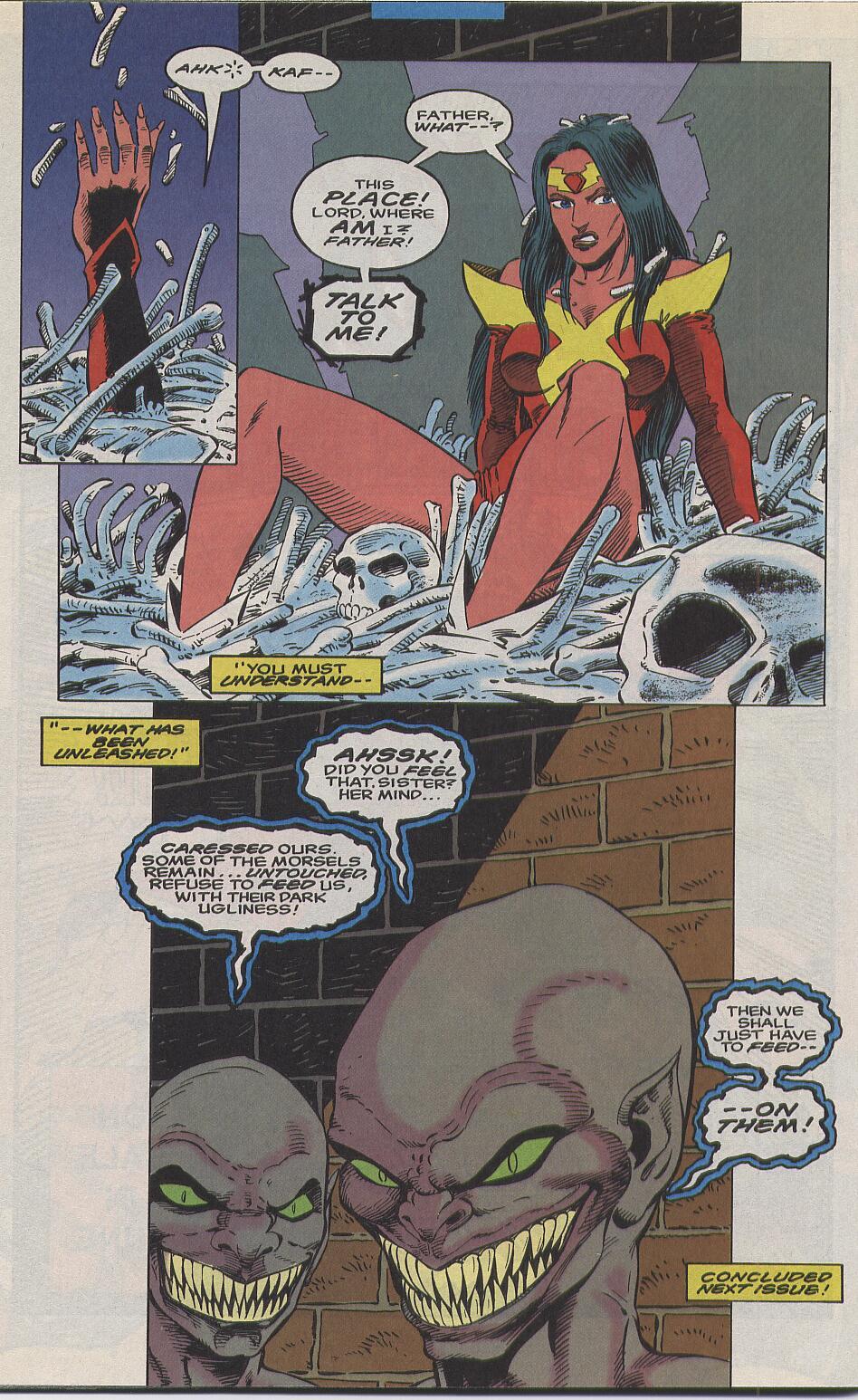 Read online Alpha Flight (1983) comic -  Issue #111 - 23