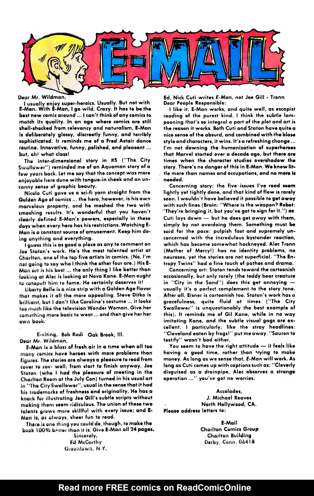 E-Man (1973) issue 8 - Page 32
