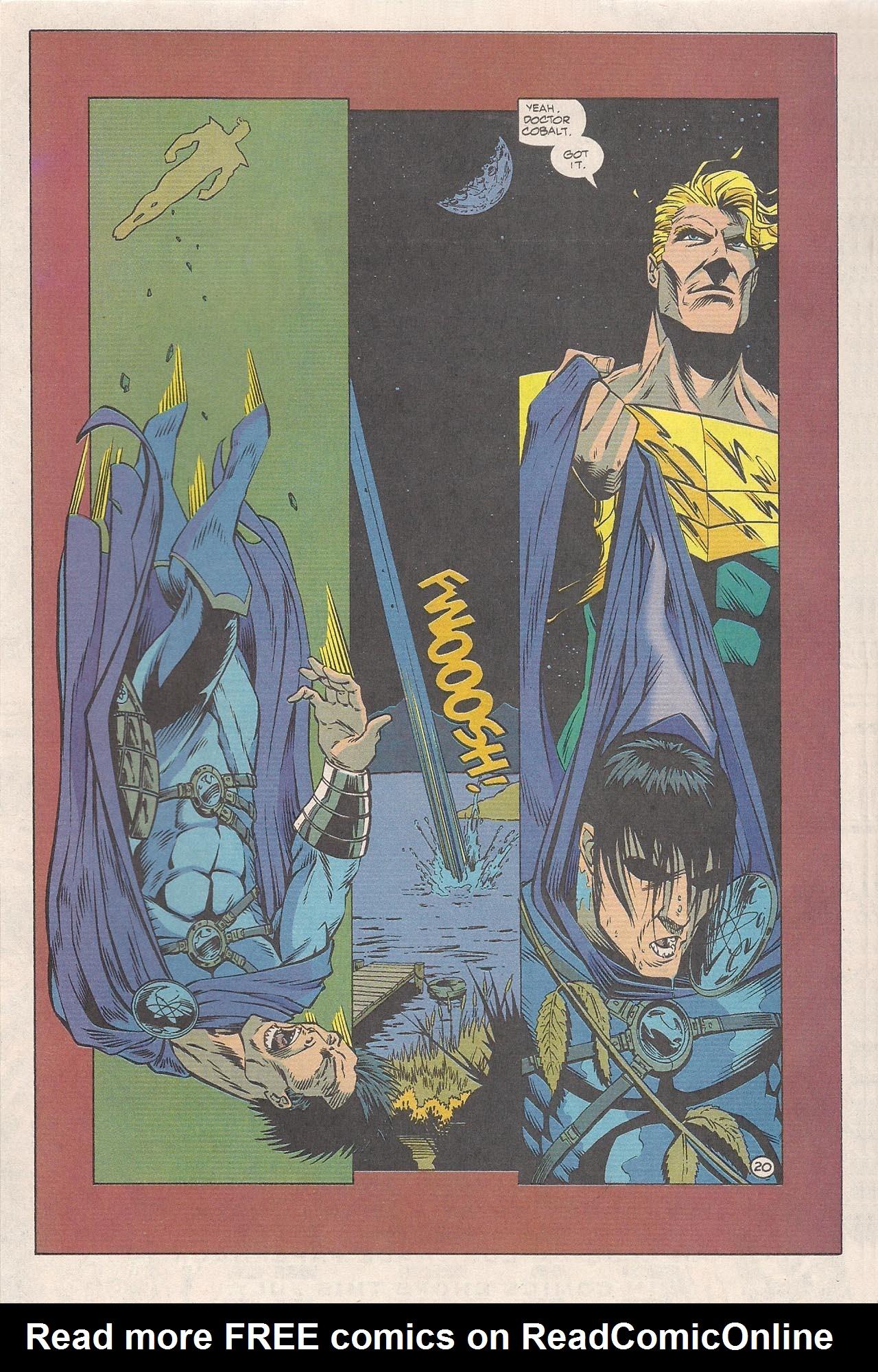 Read online Triumph comic -  Issue #4 - 30
