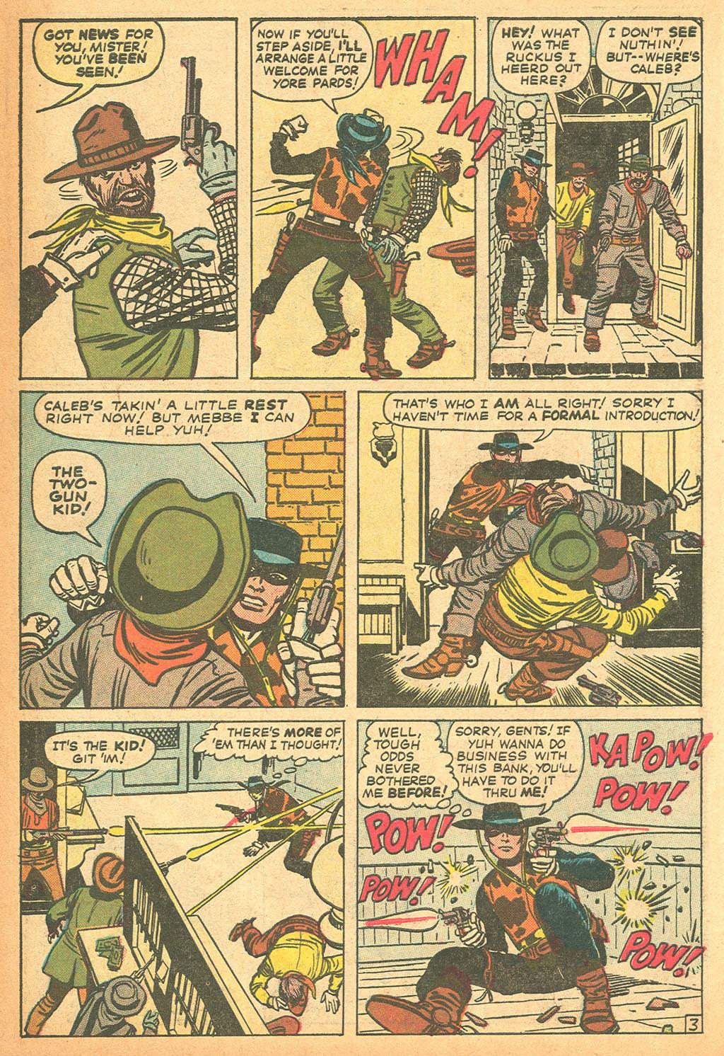 Read online Two-Gun Kid comic -  Issue #62 - 30