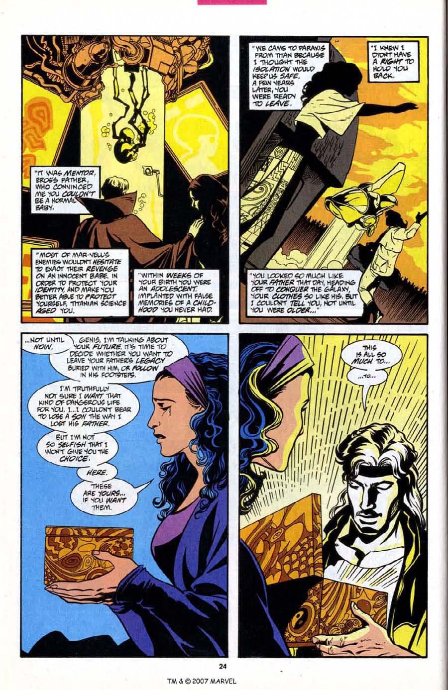 Silver Surfer (1987) _Annual 6 #6 - English 26