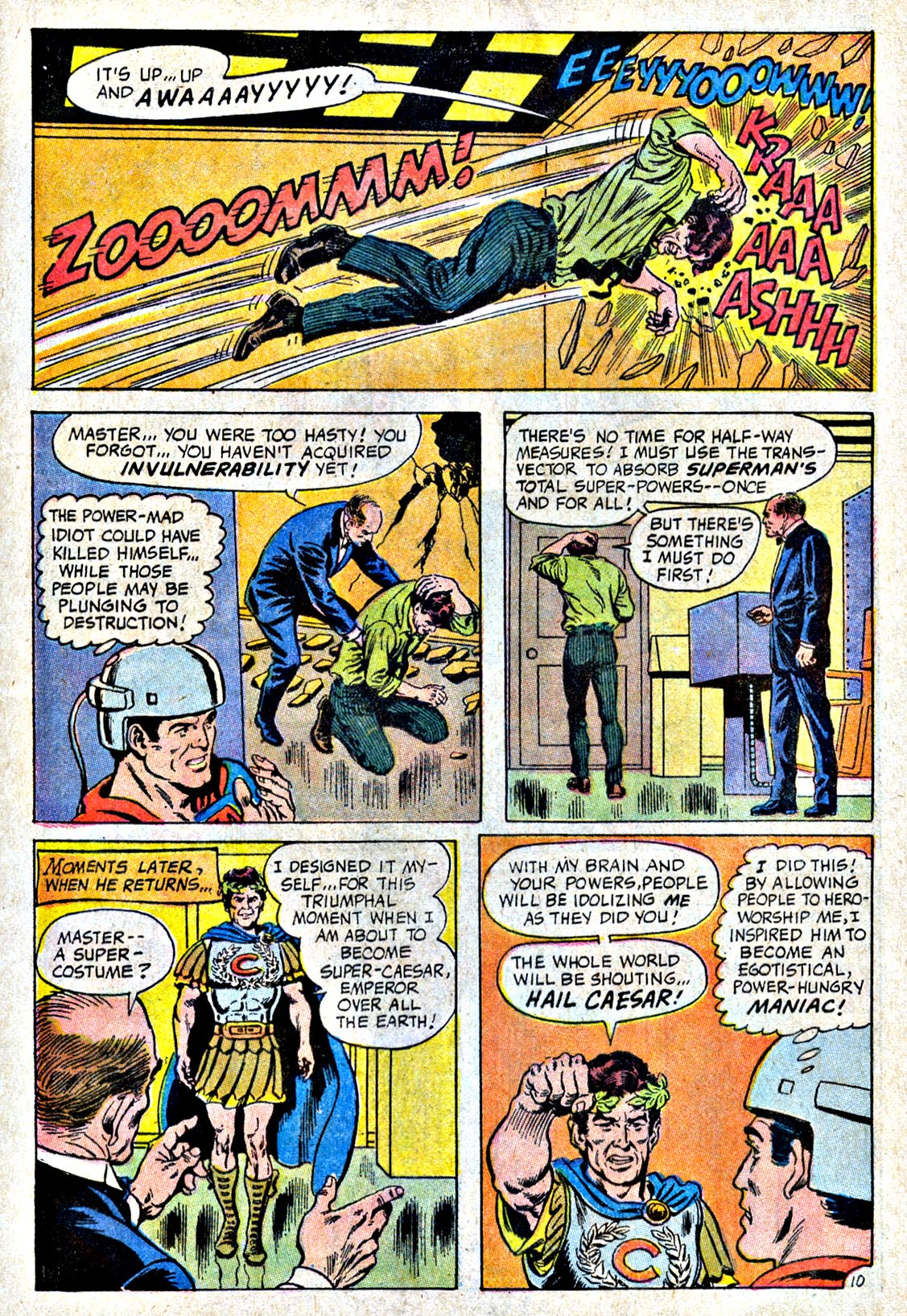 Read online Action Comics (1938) comic -  Issue #404 - 12