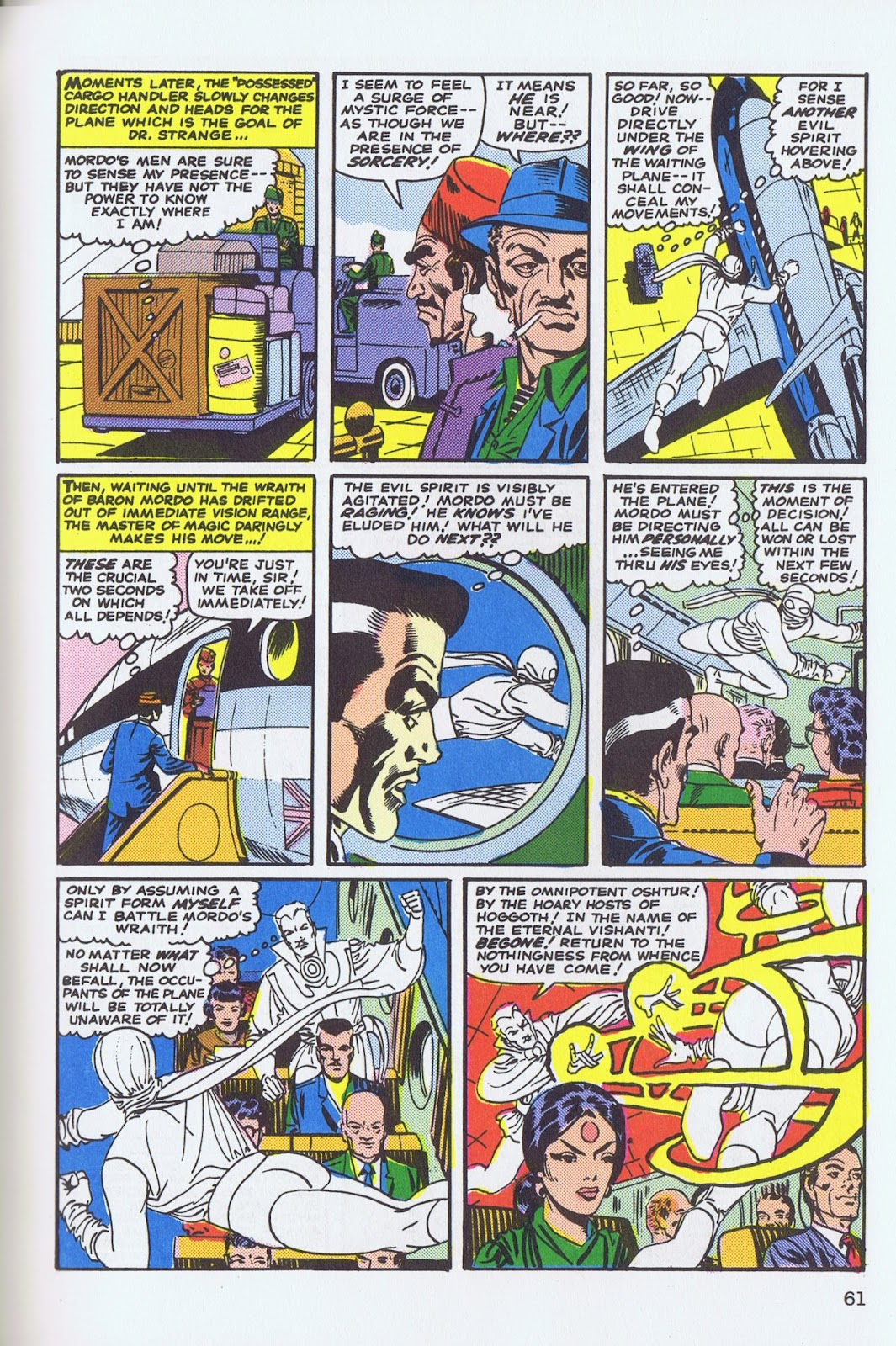 Doctor Strange: Master of the Mystic Arts issue TPB - Page 57
