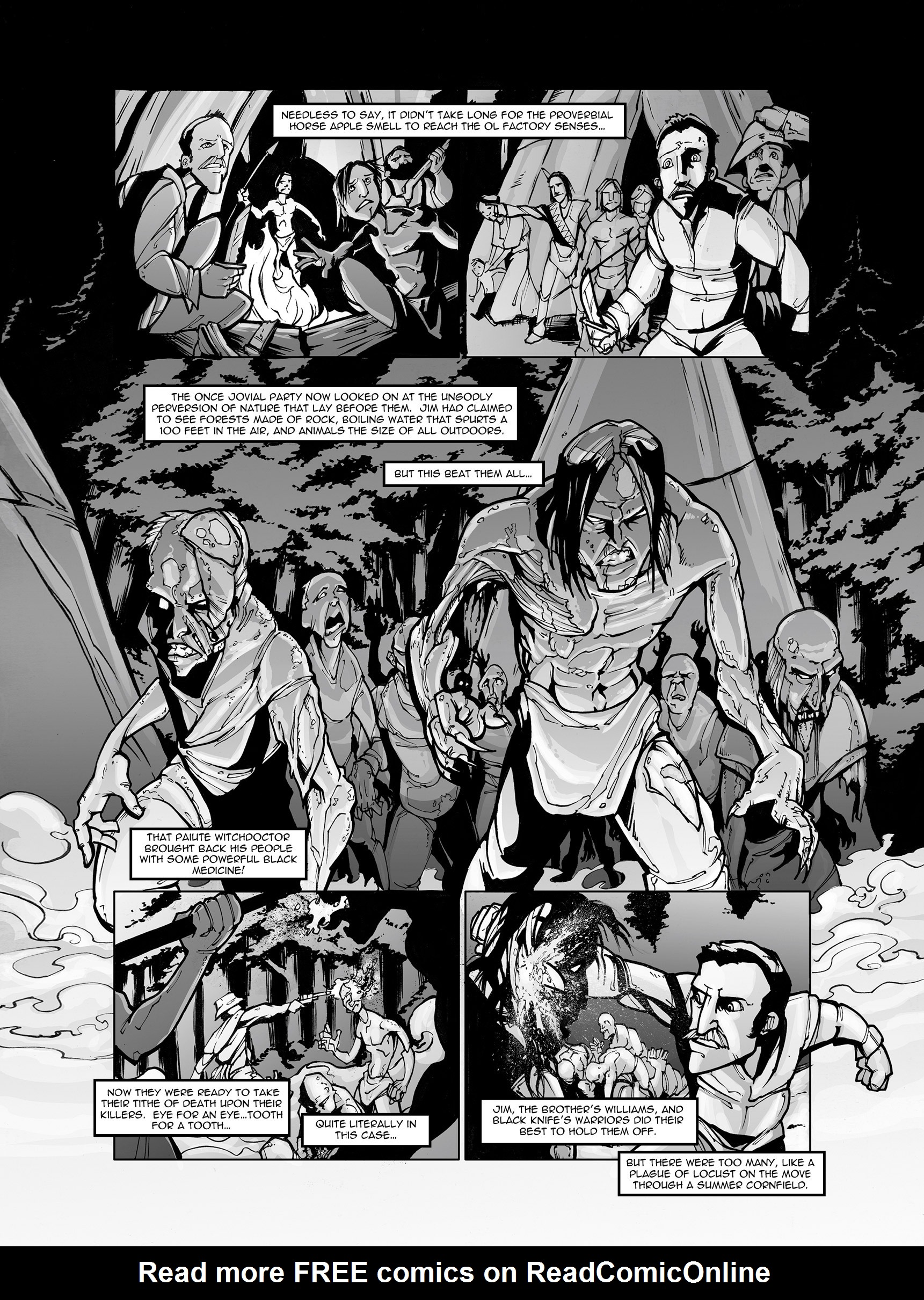 Read online FUBAR comic -  Issue #3 - 192