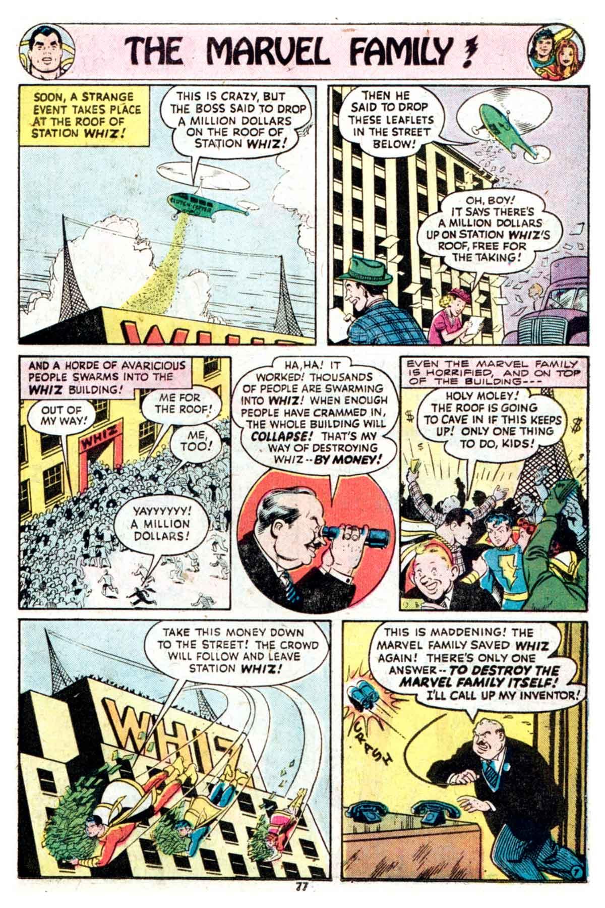 Read online Shazam! (1973) comic -  Issue #16 - 77