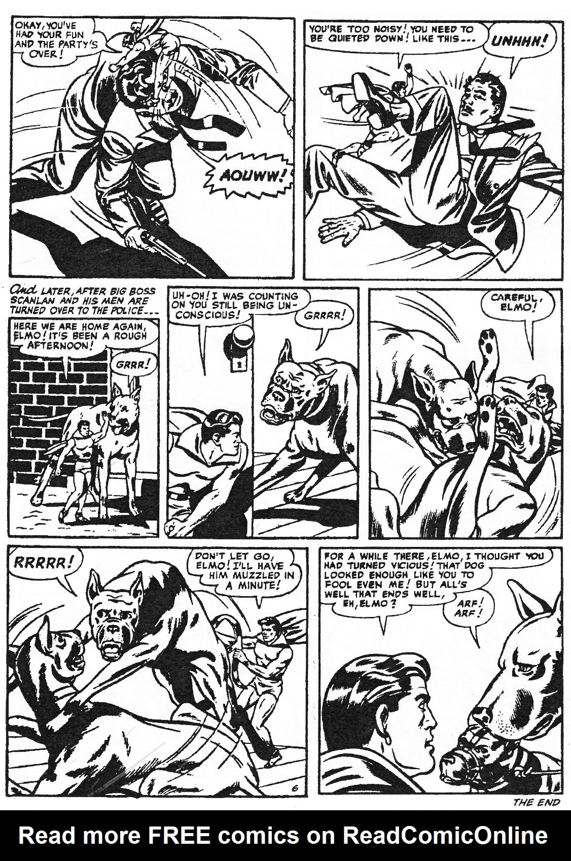 Read online Men of Mystery Comics comic -  Issue #83 - 112