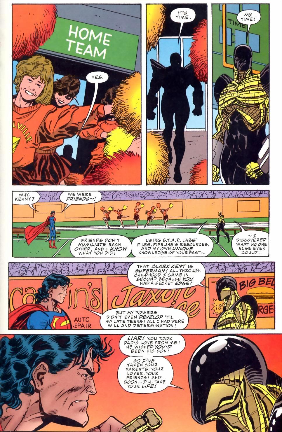 Action Comics (1938) 711 Page 16