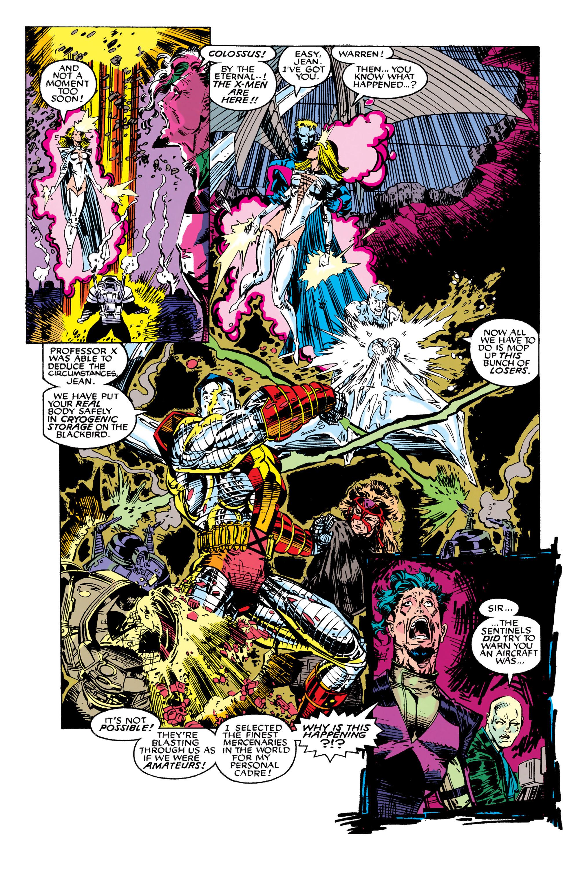 Read online Uncanny X-Men (1963) comic -  Issue #282 - 15