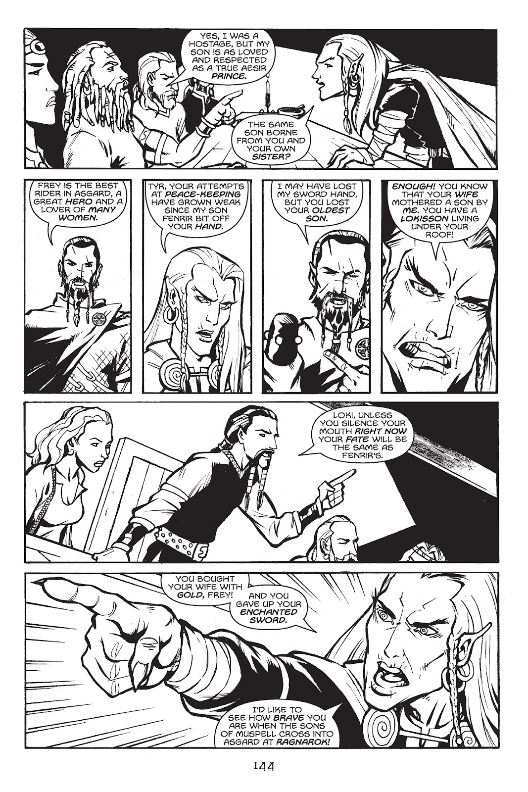 Read online Gods of Asgard comic -  Issue # TPB (Part 2) - 46