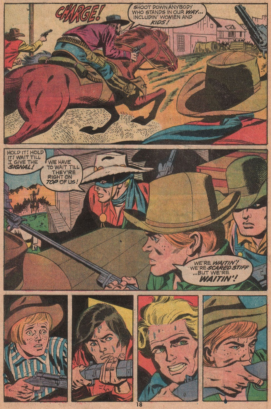 The Outlaw Kid (1970) issue 14 - Page 20