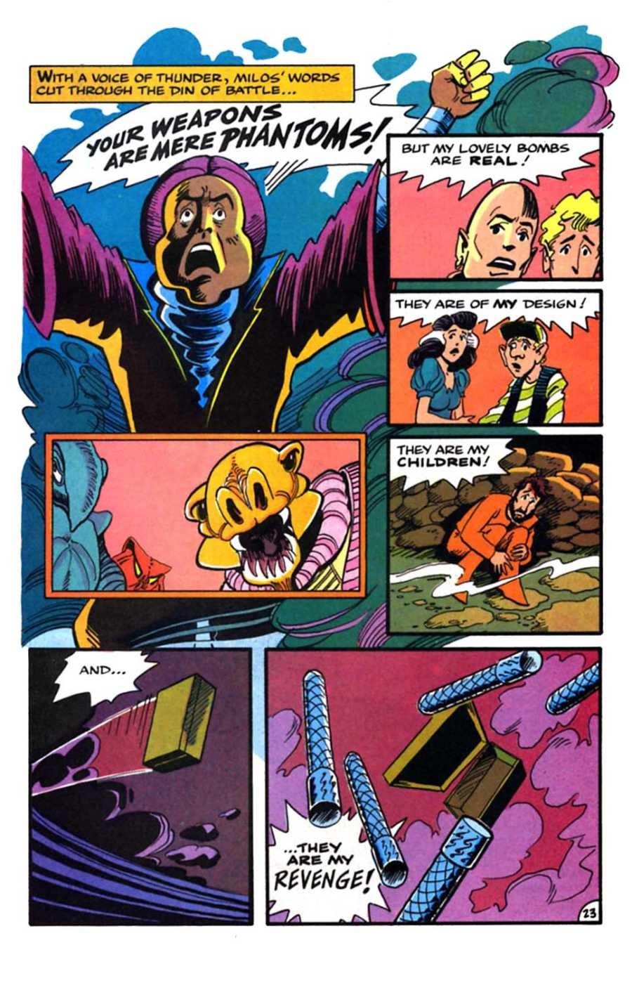 Read online Mars comic -  Issue #9 - 25