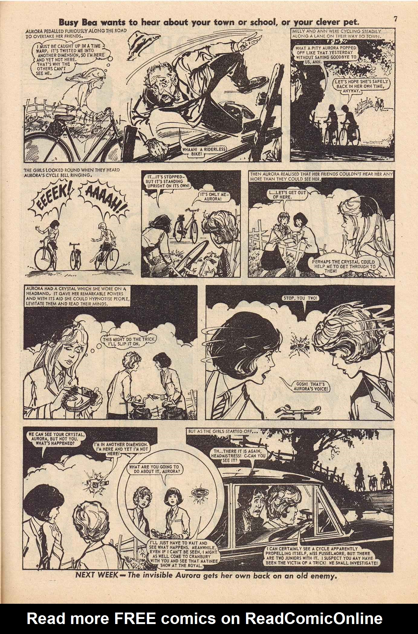 Read online Judy comic -  Issue #316 - 7