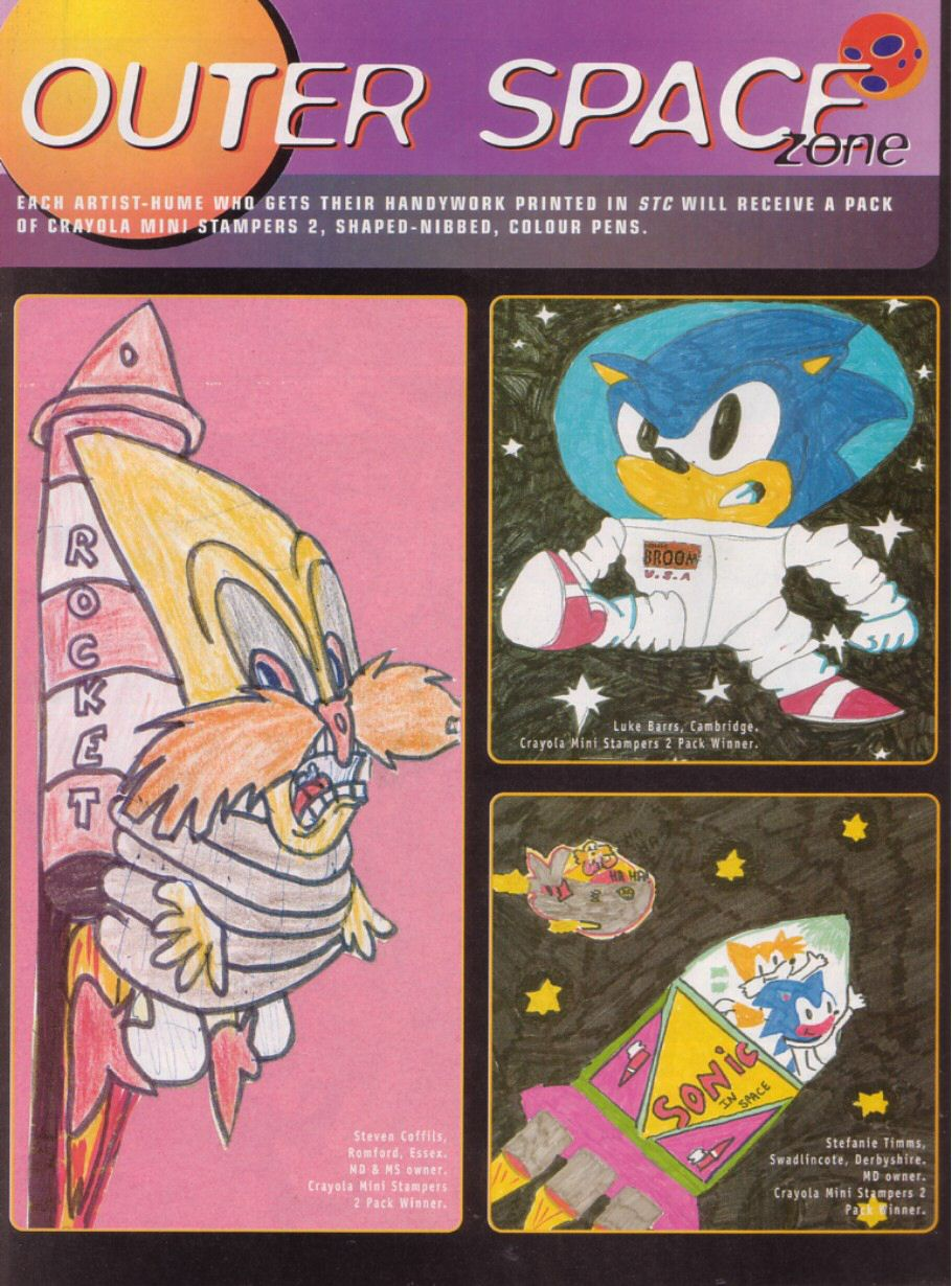 Read online Sonic the Comic comic -  Issue #111 - 20