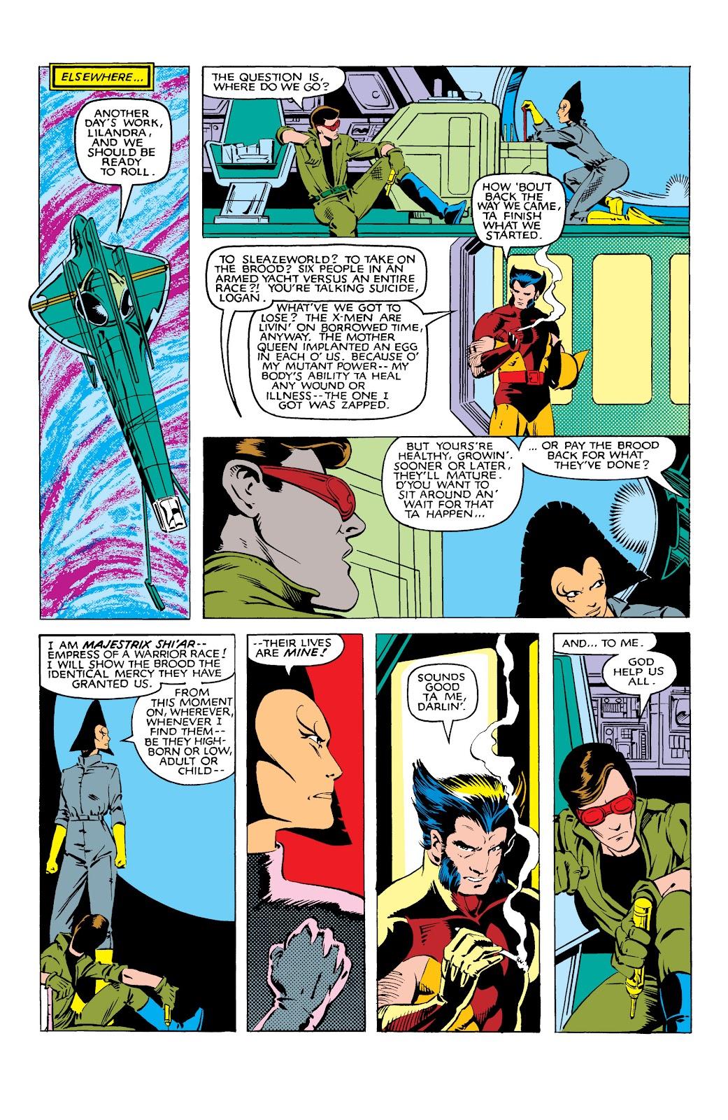 Uncanny X-Men (1963) issue 165 - Page 13