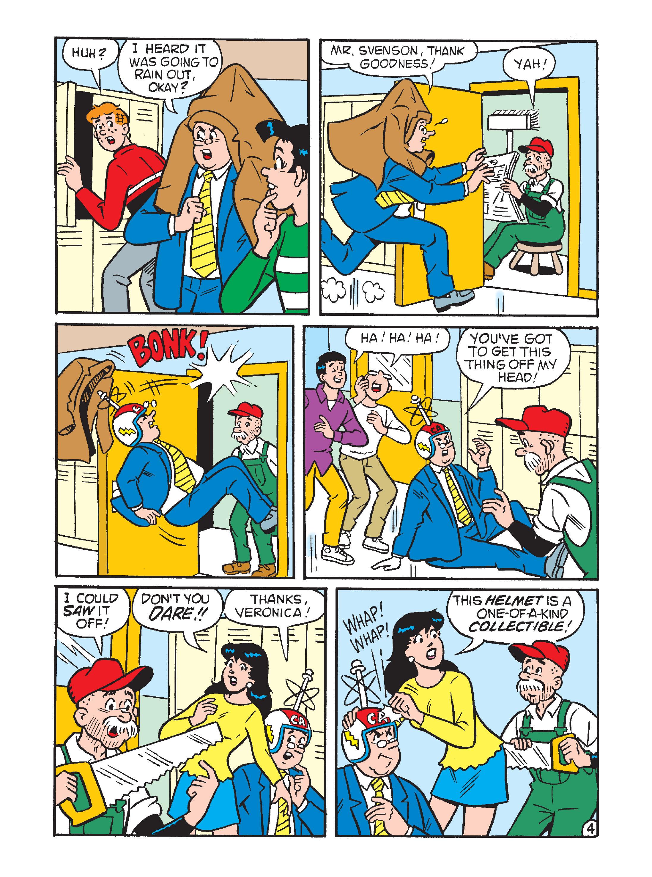 Read online Archie 1000 Page Comics Bonanza comic -  Issue #1 (Part 2) - 11