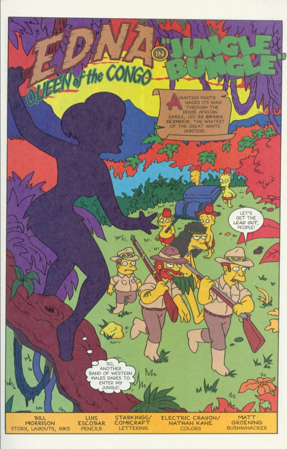 Read online Simpsons Comics comic -  Issue #8 - 24