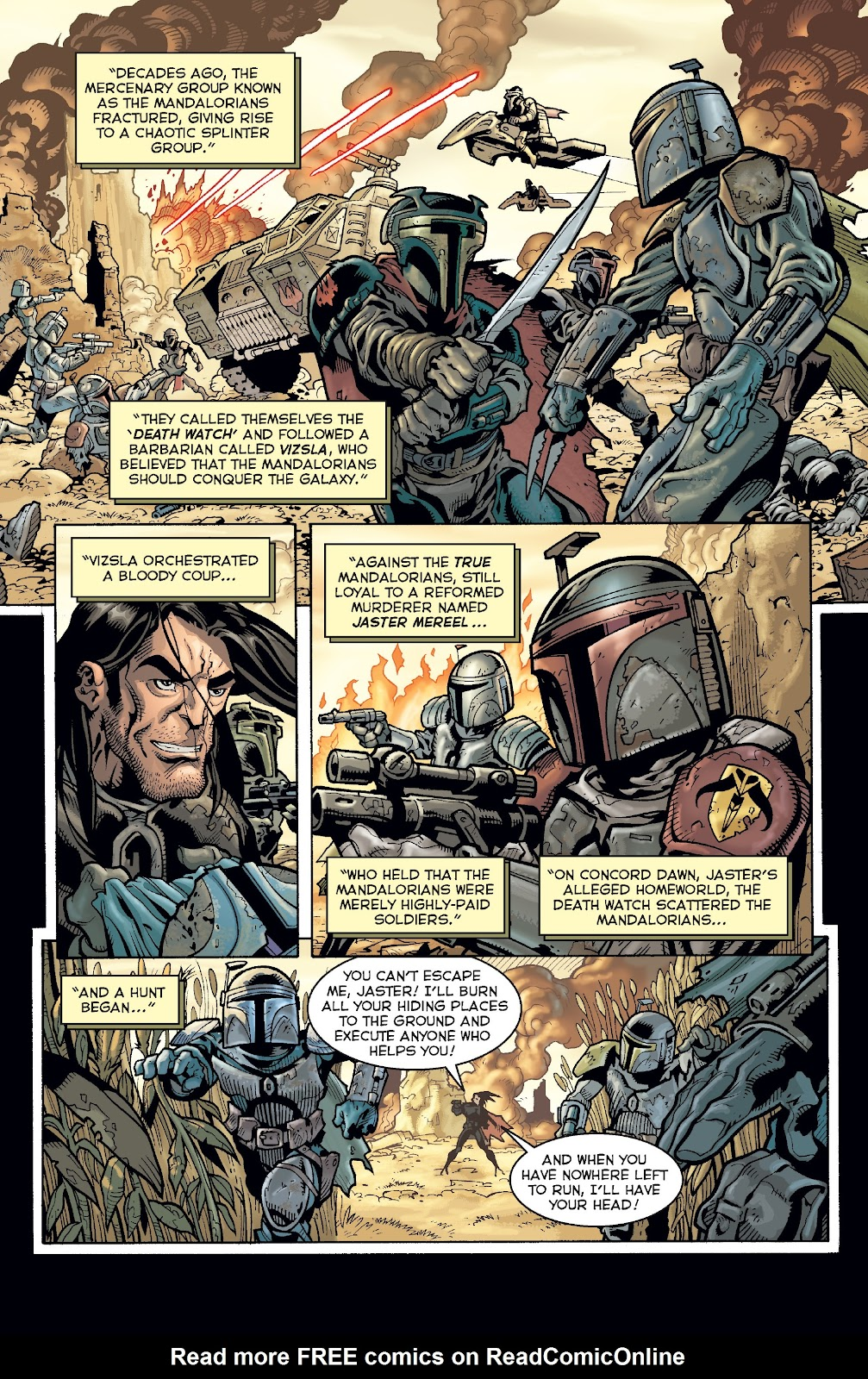 Read online Star Wars Legends Epic Collection: The Menace Revealed comic -  Issue # TPB (Part 1) - 11