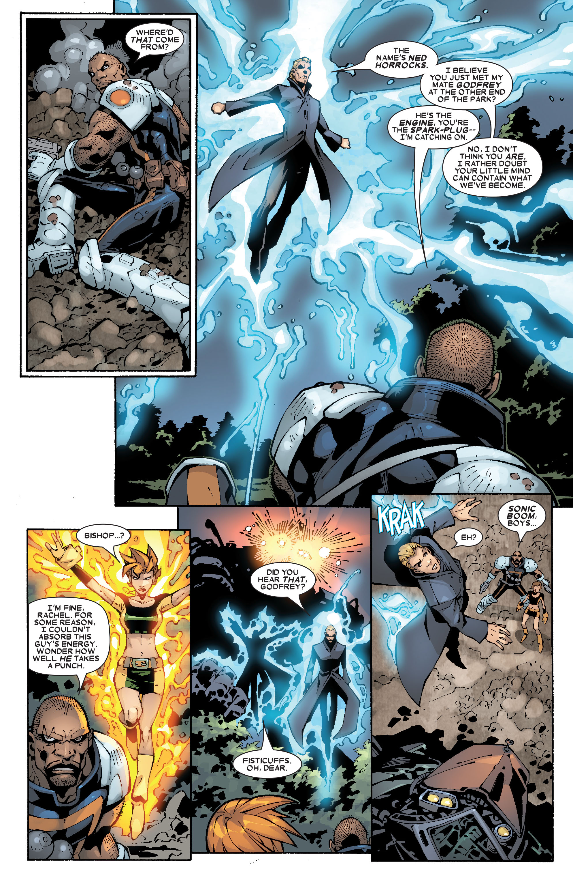 Uncanny X-Men (1963) 473 Page 16