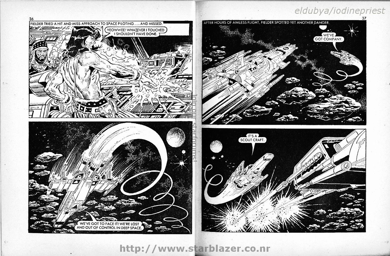 Starblazer issue 118 - Page 20