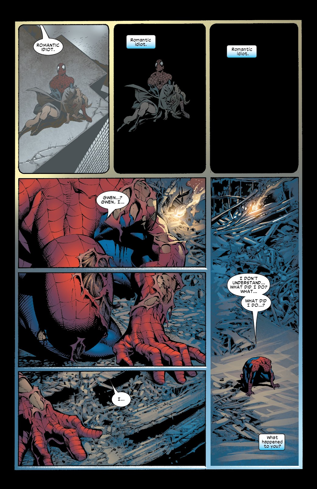 The Amazing Spider-Man by JMS Ultimate Collection issue TPB 3 (Part 2) - Page 83