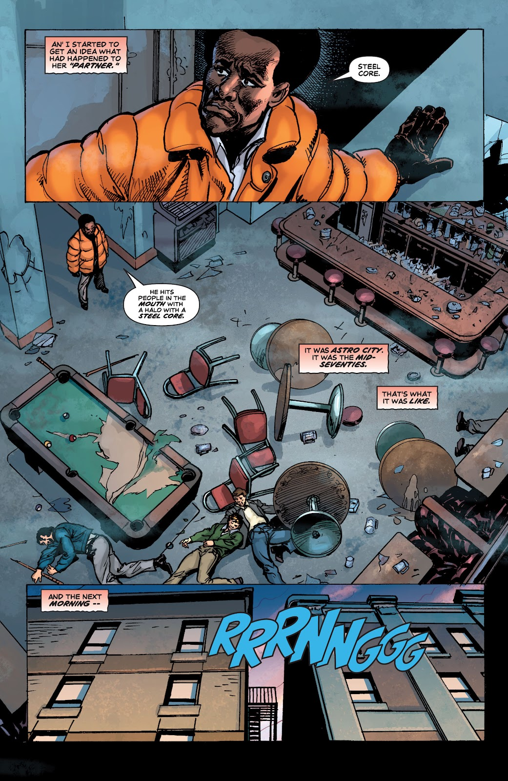 Astro City: Dark Age/Book Two Issue #1 #1 - English 21