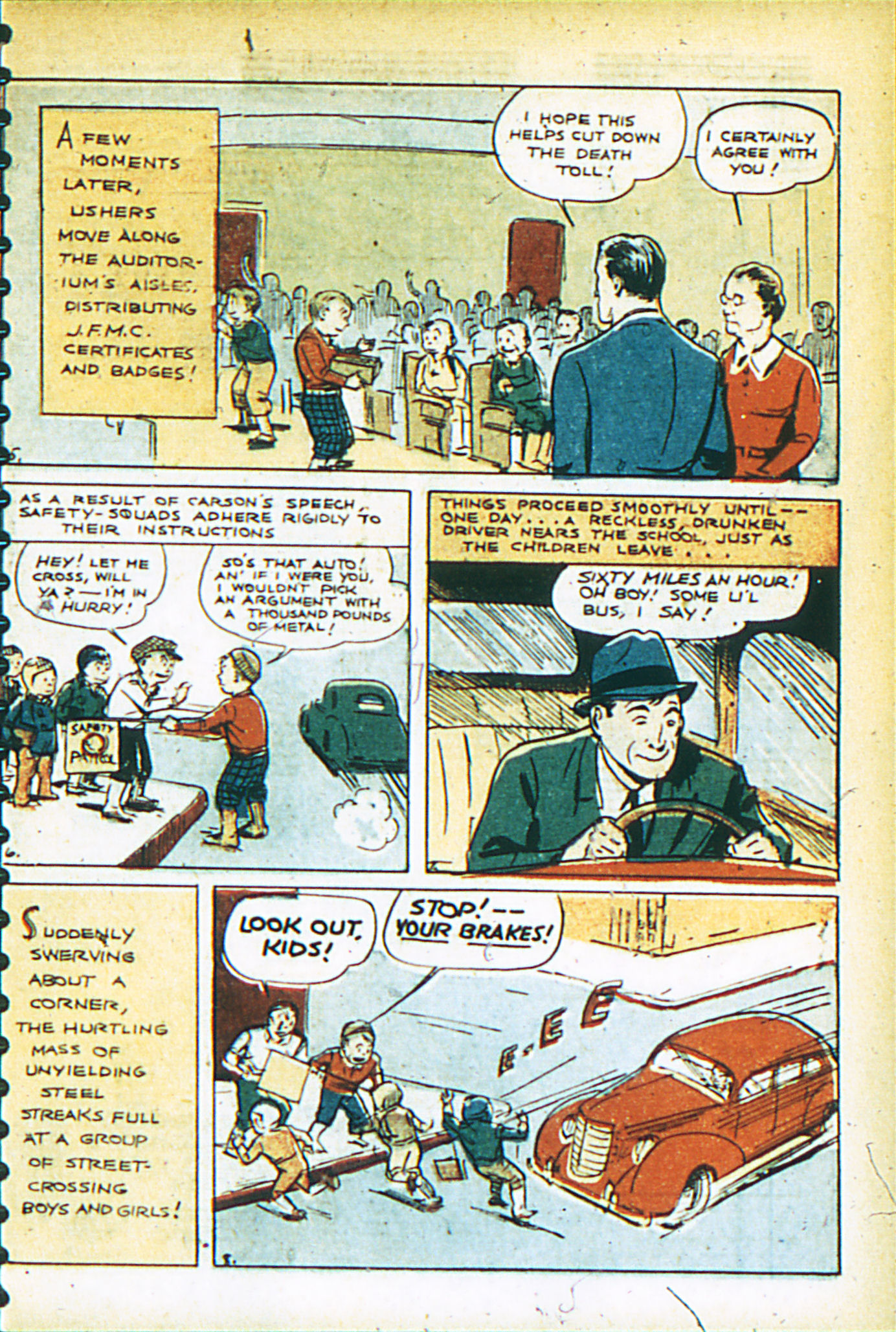 Read online Adventure Comics (1938) comic -  Issue #26 - 8