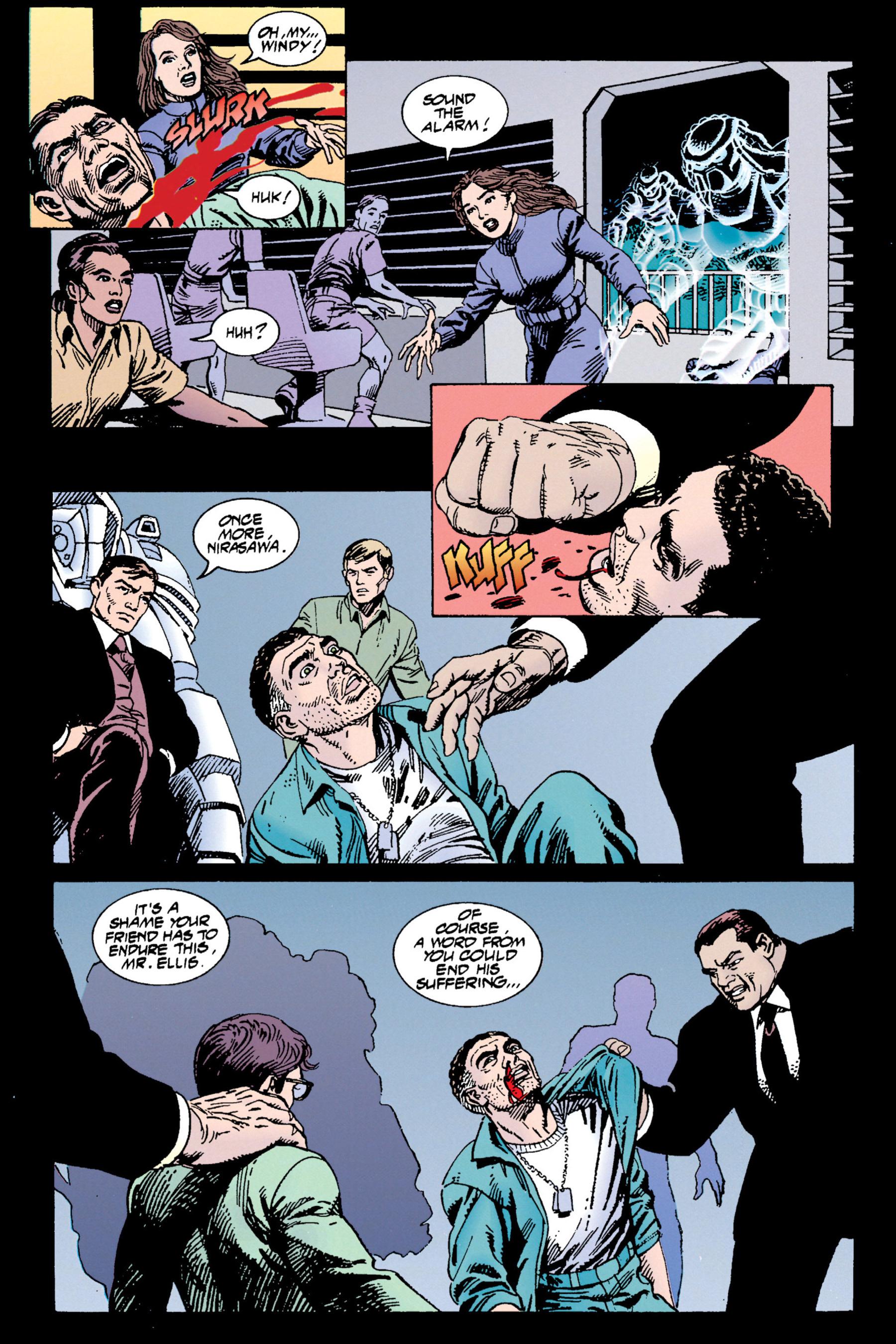 Read online Aliens vs. Predator Omnibus comic -  Issue # _TPB 1 Part 3 - 83