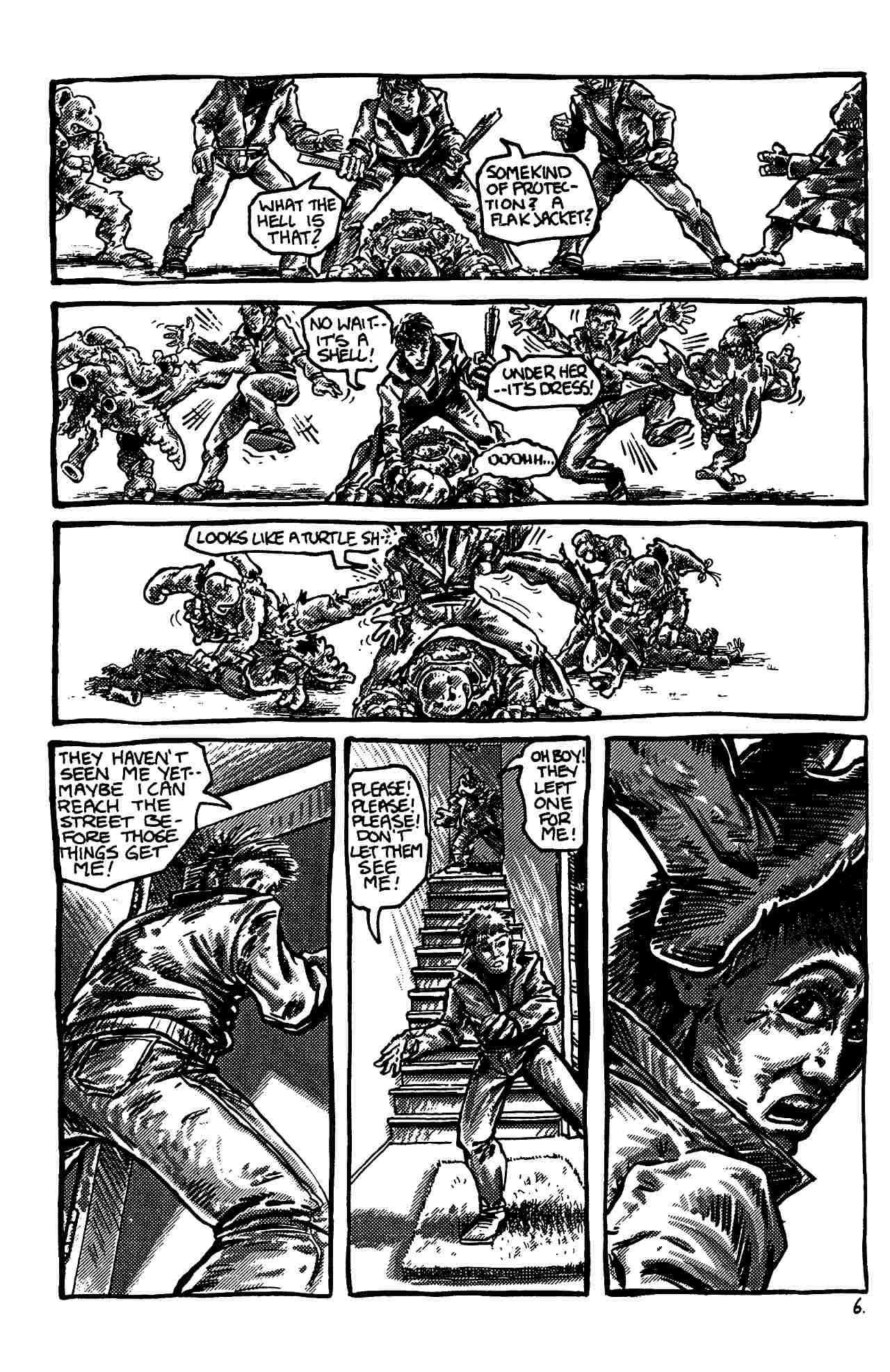 Read online Shell Shock comic -  Issue # Full - 136