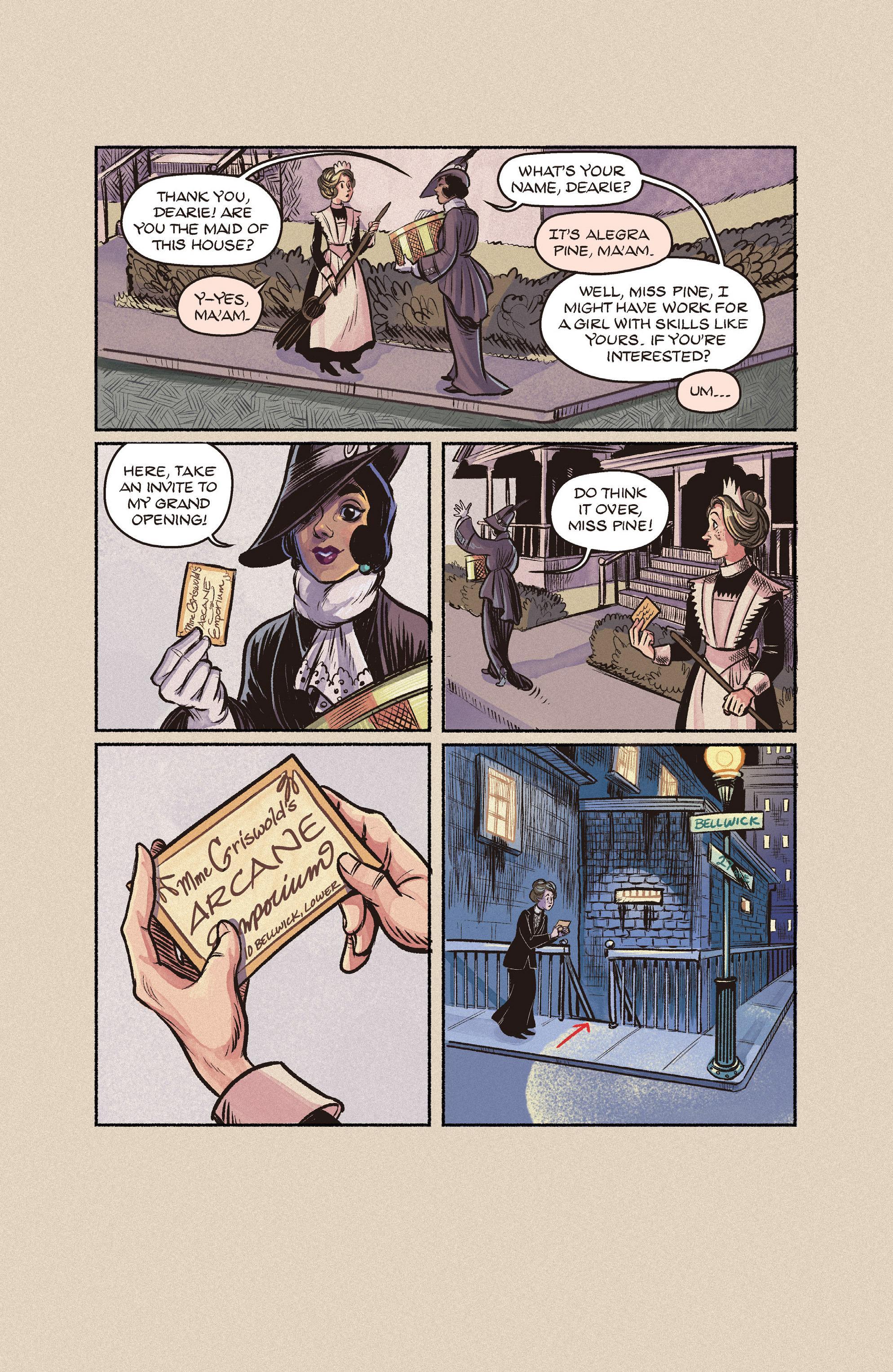 Read online Shutter comic -  Issue #9 - 28