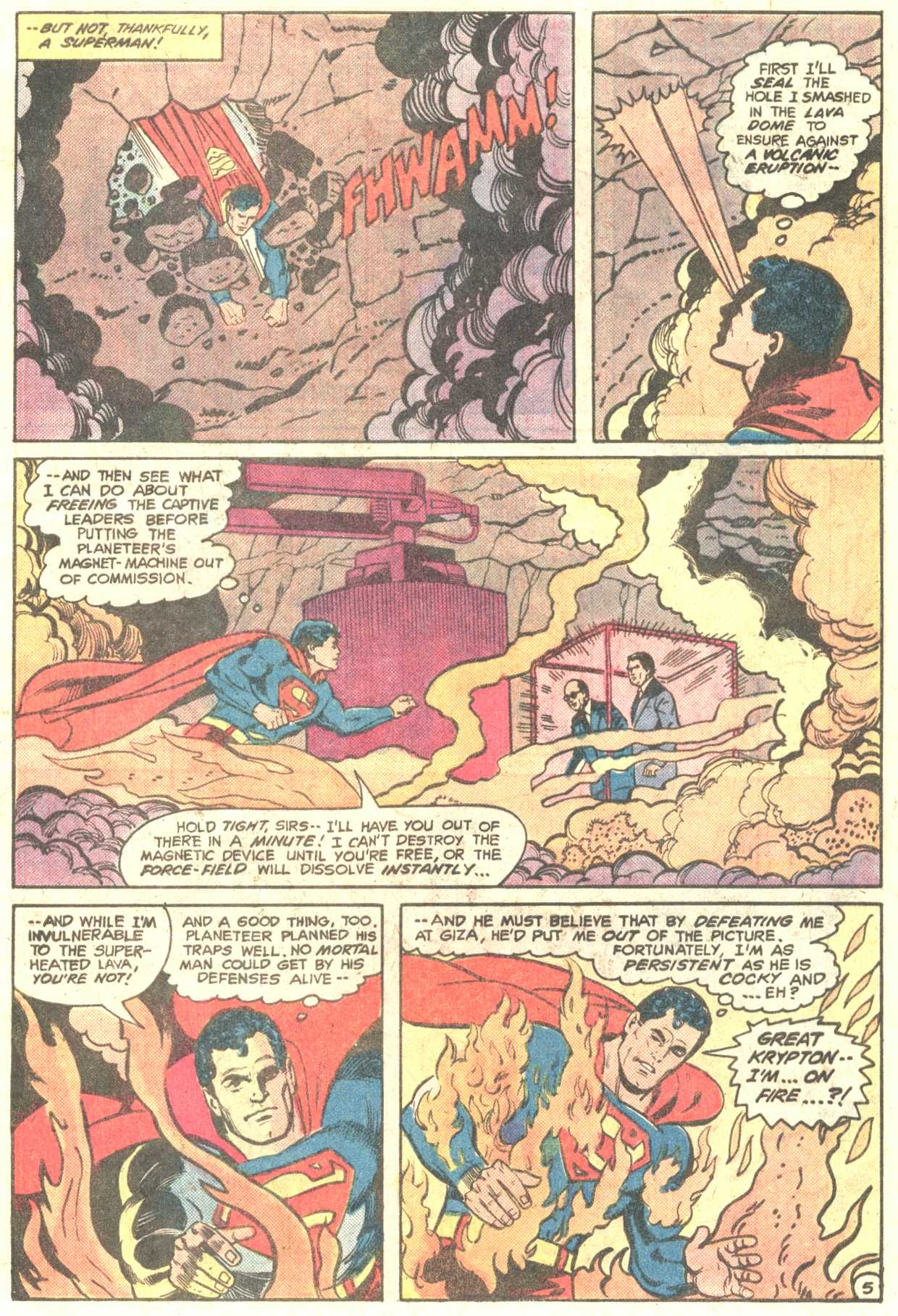 Read online Action Comics (1938) comic -  Issue #547 - 9