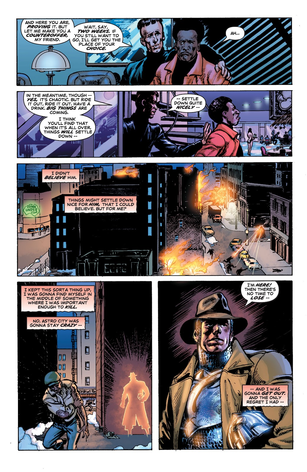 Astro City: Dark Age/Book Two Issue #3 #3 - English 25