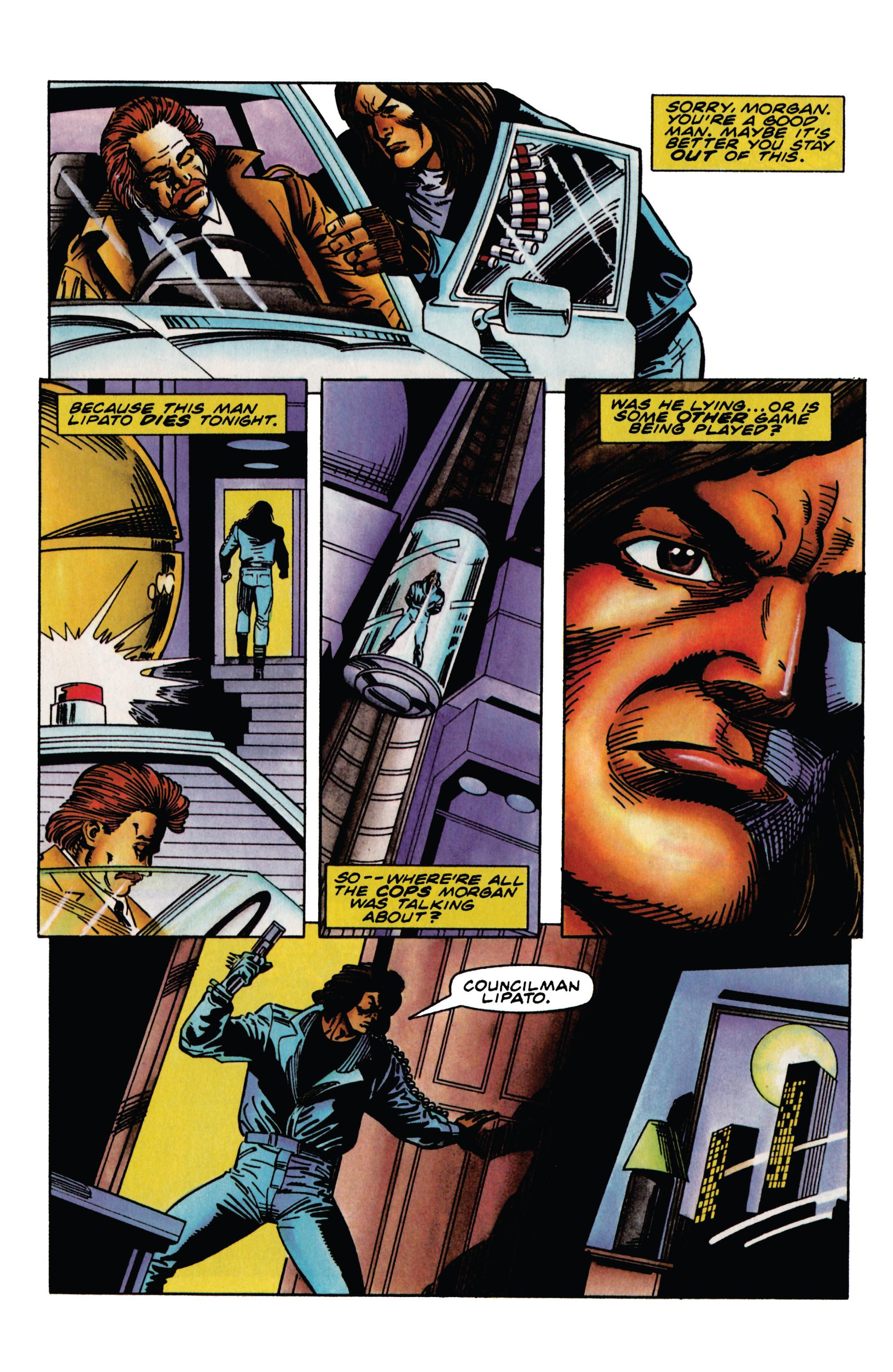 Read online Eternal Warrior (1992) comic -  Issue #29 - 17