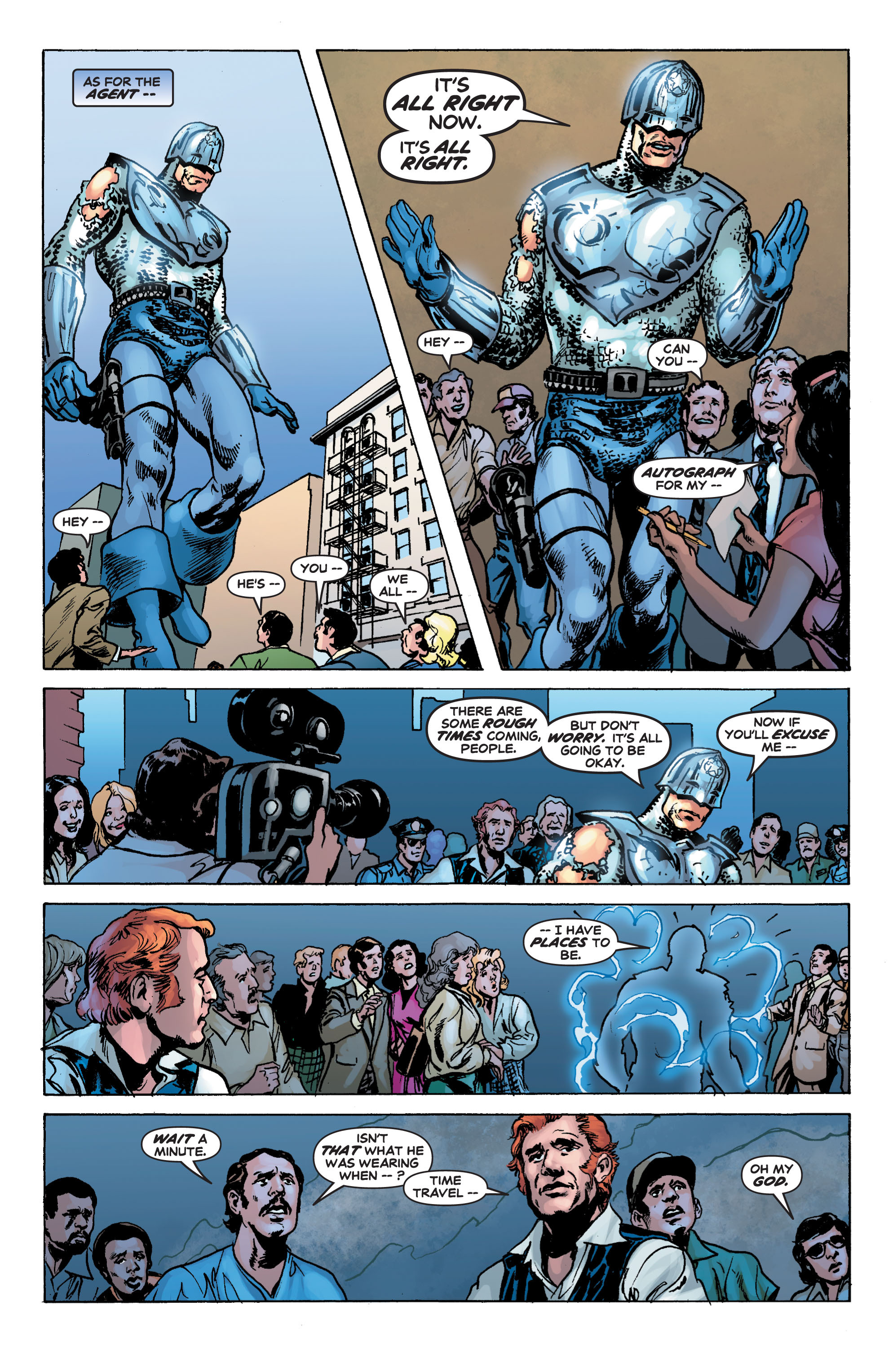 Read online Astro City: Dark Age/Book One comic -  Issue #4 - 19