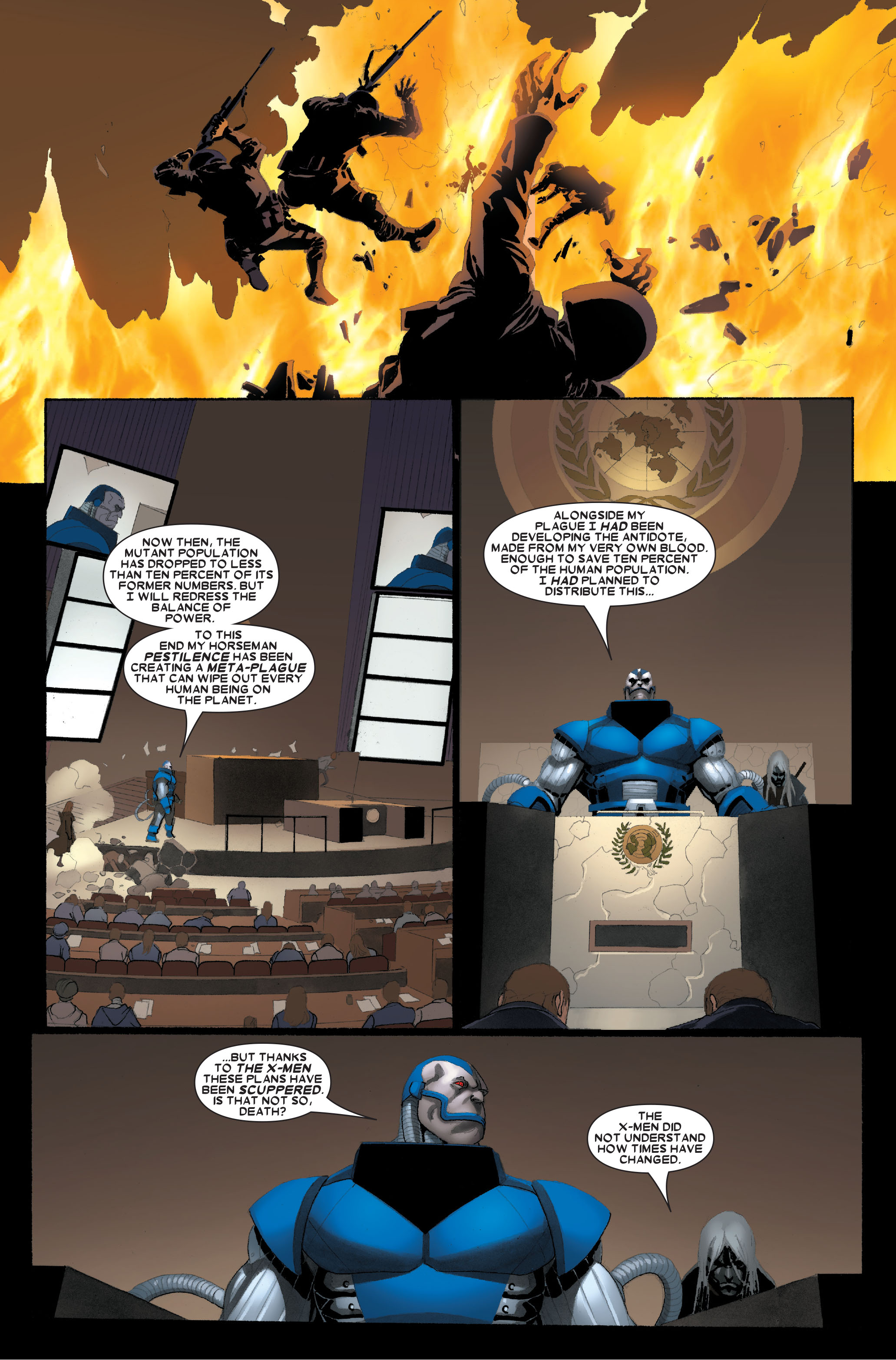 X-Men (1991) 185 Page 17
