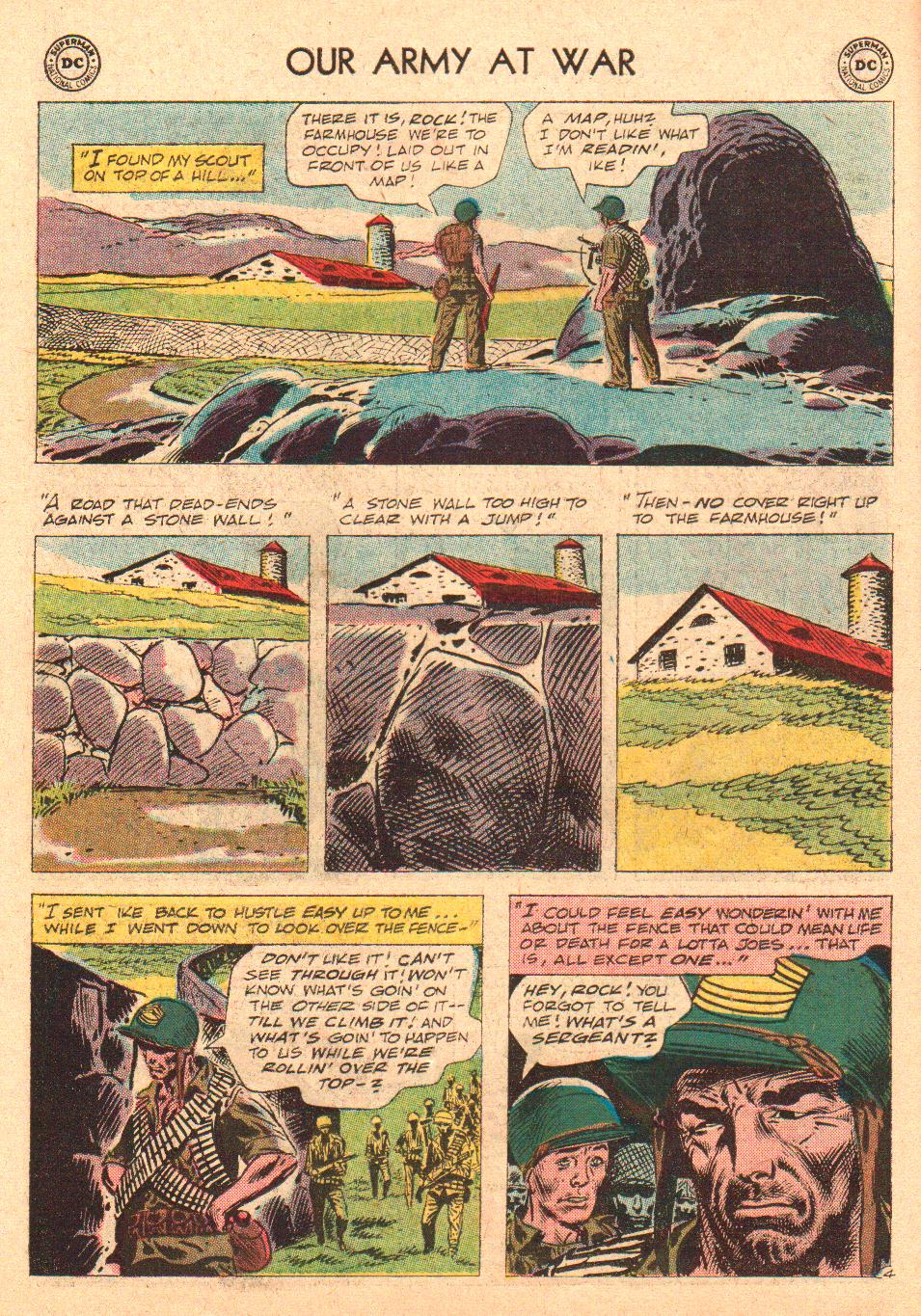 Our Army at War (1952) issue 97 - Page 6
