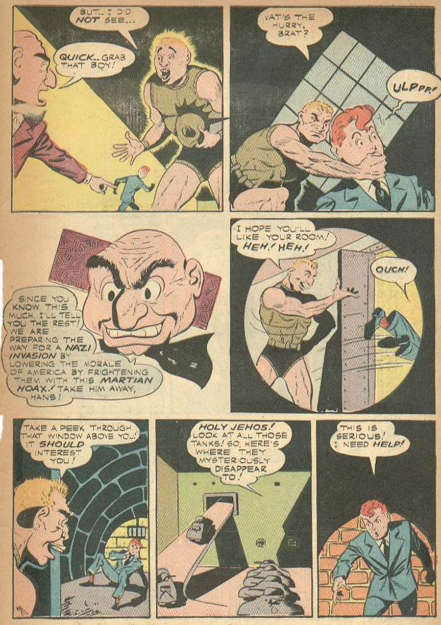 Zip Comics issue 47 - Page 46