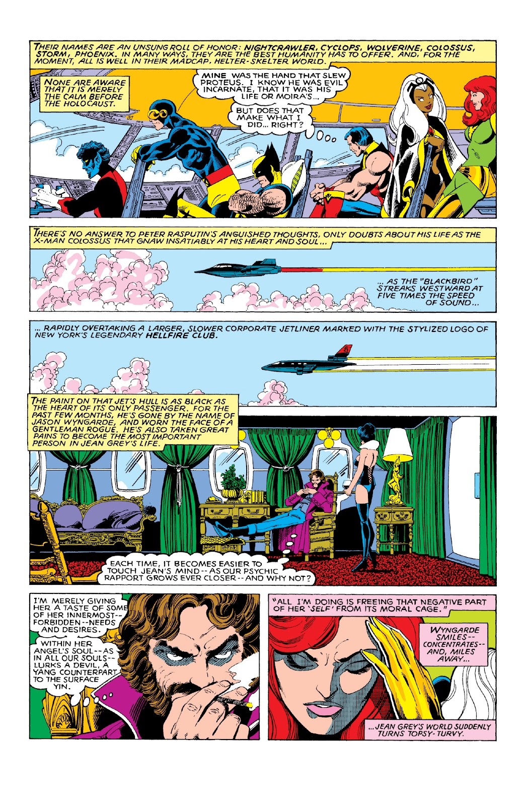Read online X-Men Milestones: Dark Phoenix Saga comic -  Issue # TPB (Part 1) - 8