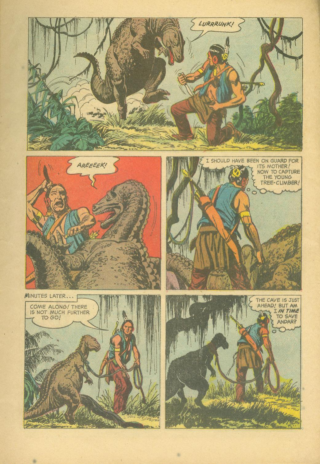 Read online Turok, Son of Stone comic -  Issue #25 - 9