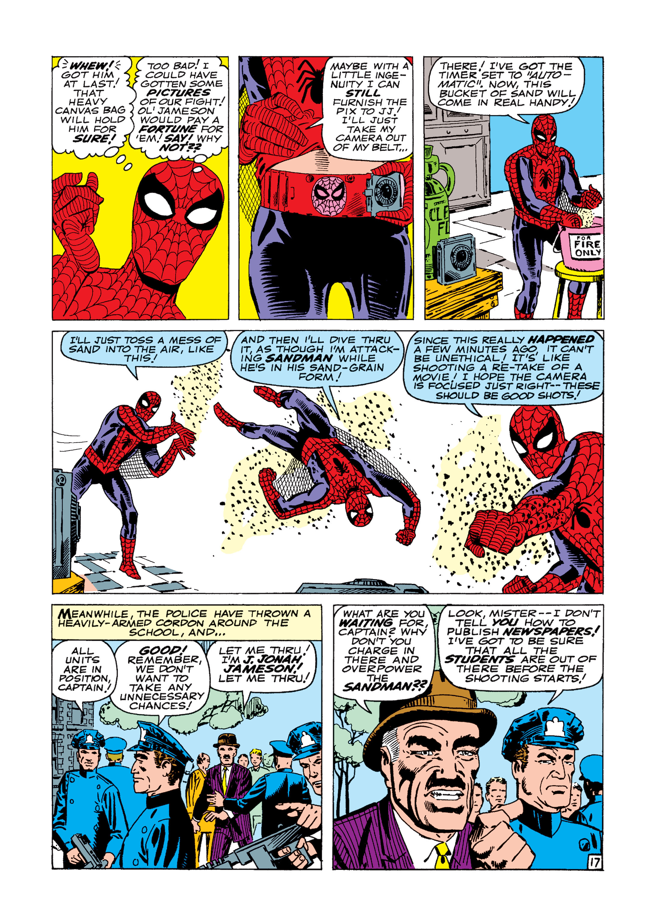 The Amazing Spider-Man (1963) 4 Page 17