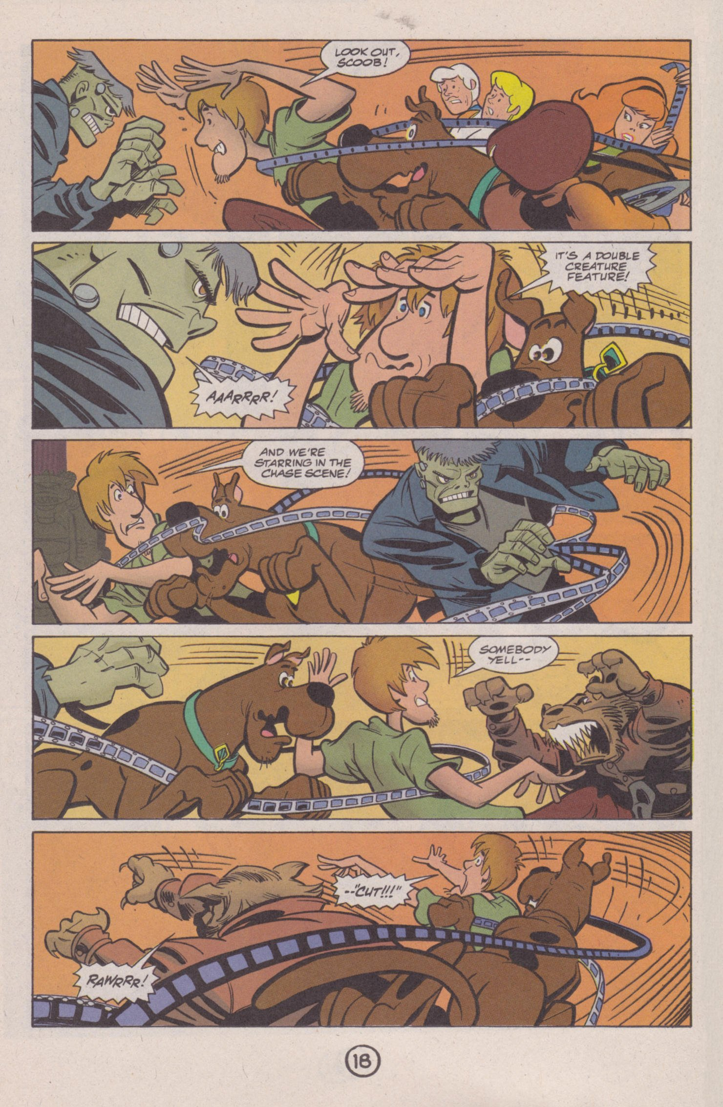 Read online Scooby-Doo (1997) comic -  Issue #5 - 15