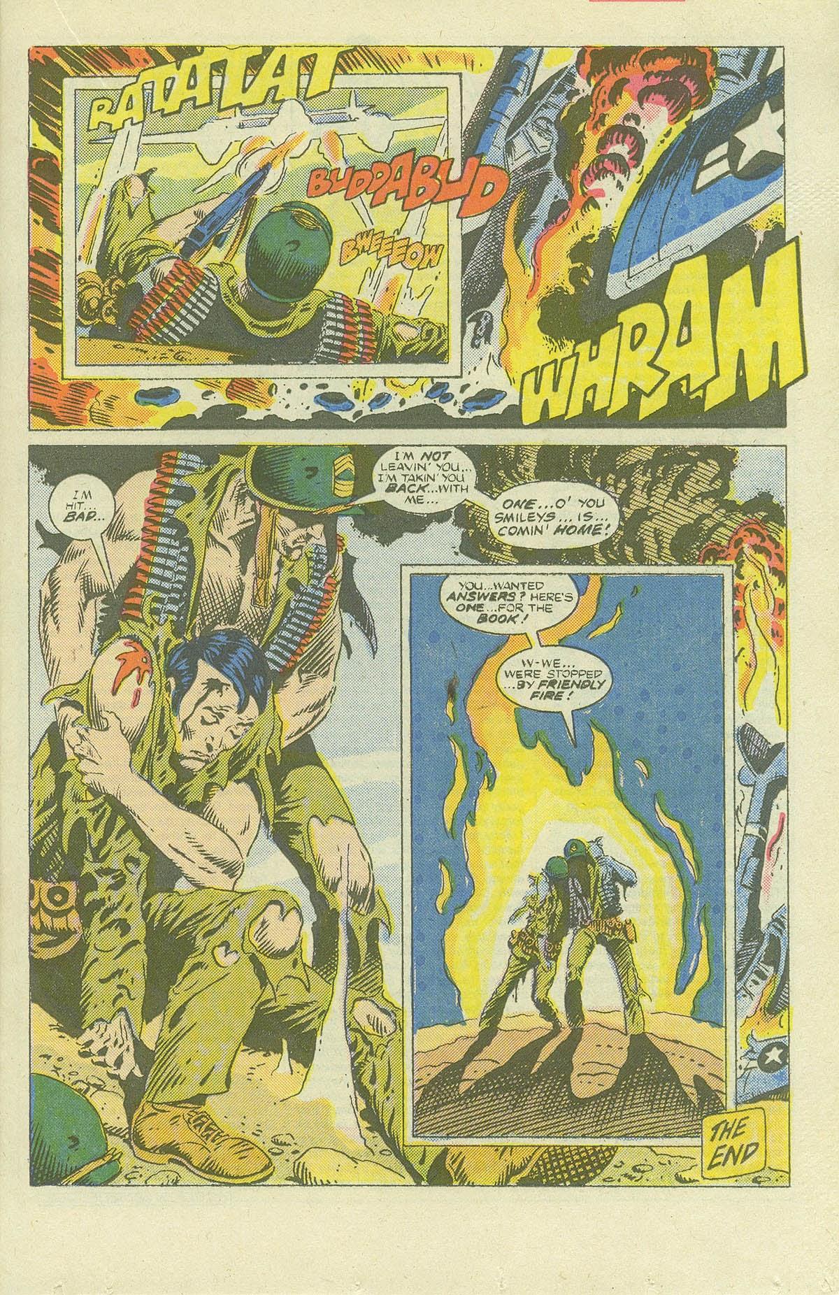 Read online Sgt. Rock comic -  Issue #409 - 20