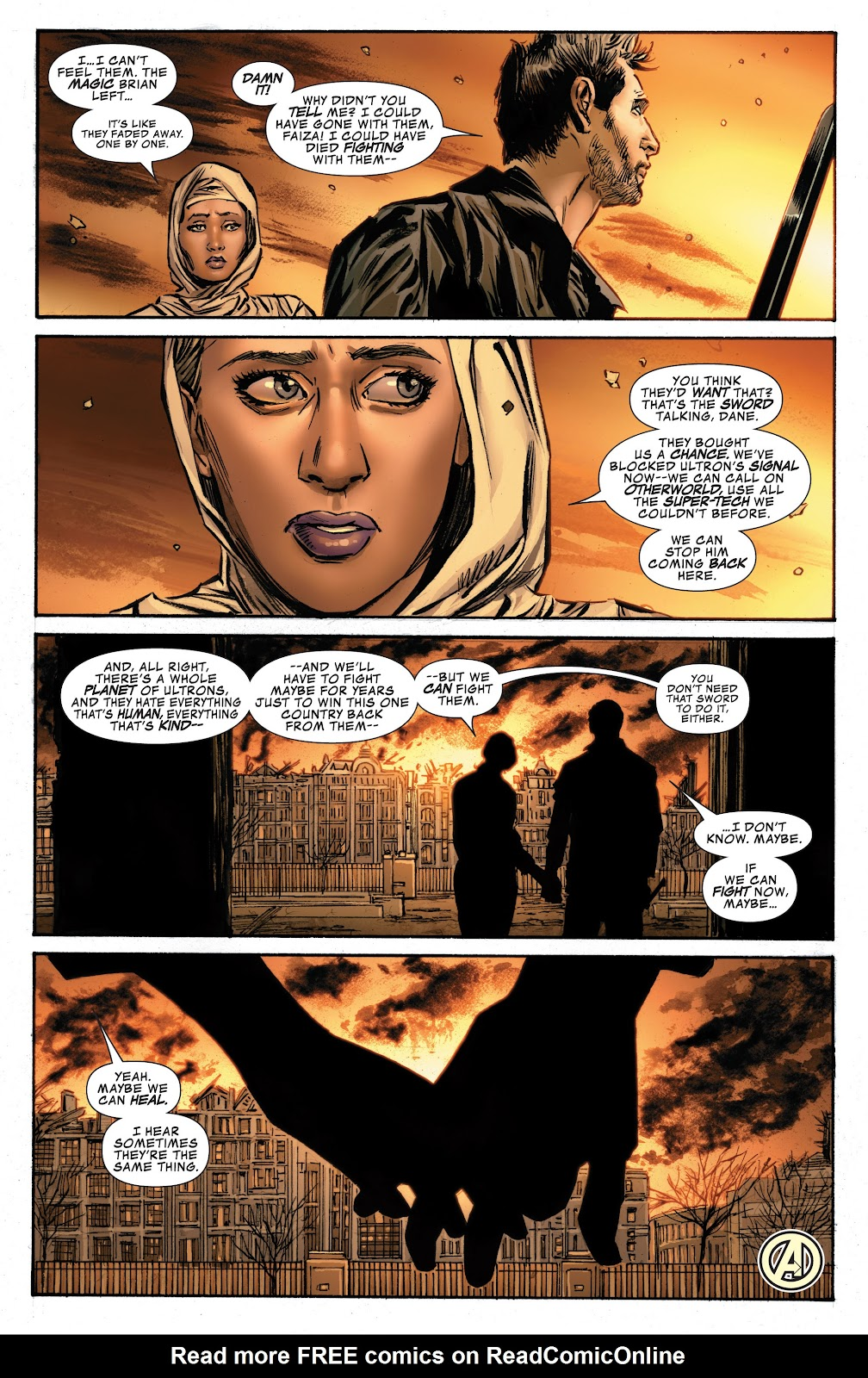 Read online Age of Ultron Companion comic -  Issue # TPB (Part 1) - 44