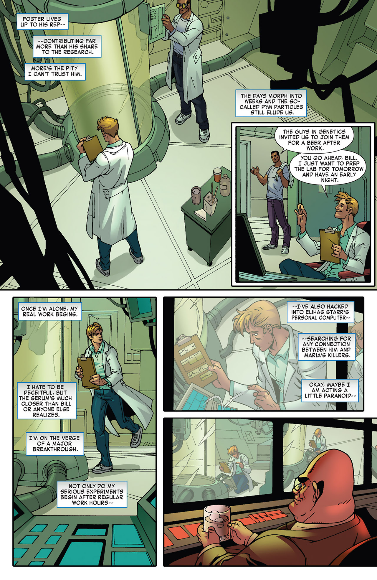 Read online Ant-Man: Season One comic -  Issue #Ant-Man: Season One Full - 12