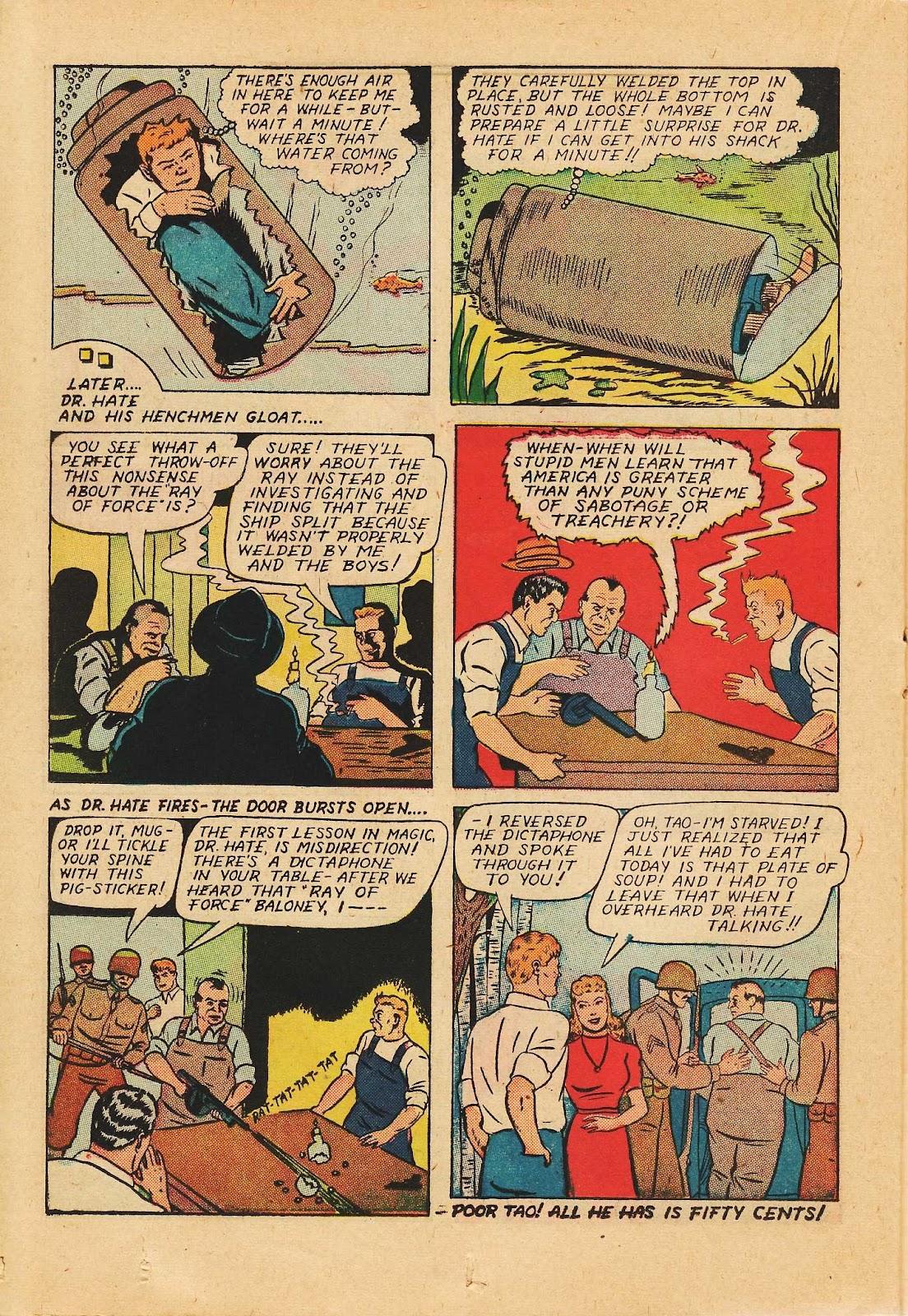 Super-Magician Comics issue 22 - Page 38
