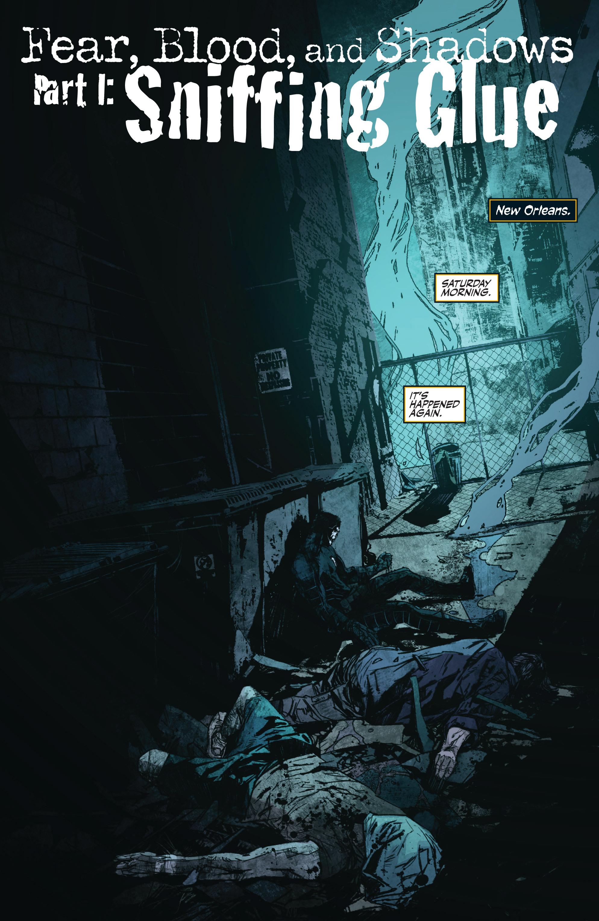 Read online Shadowman (2012) comic -  Issue #13 - 3